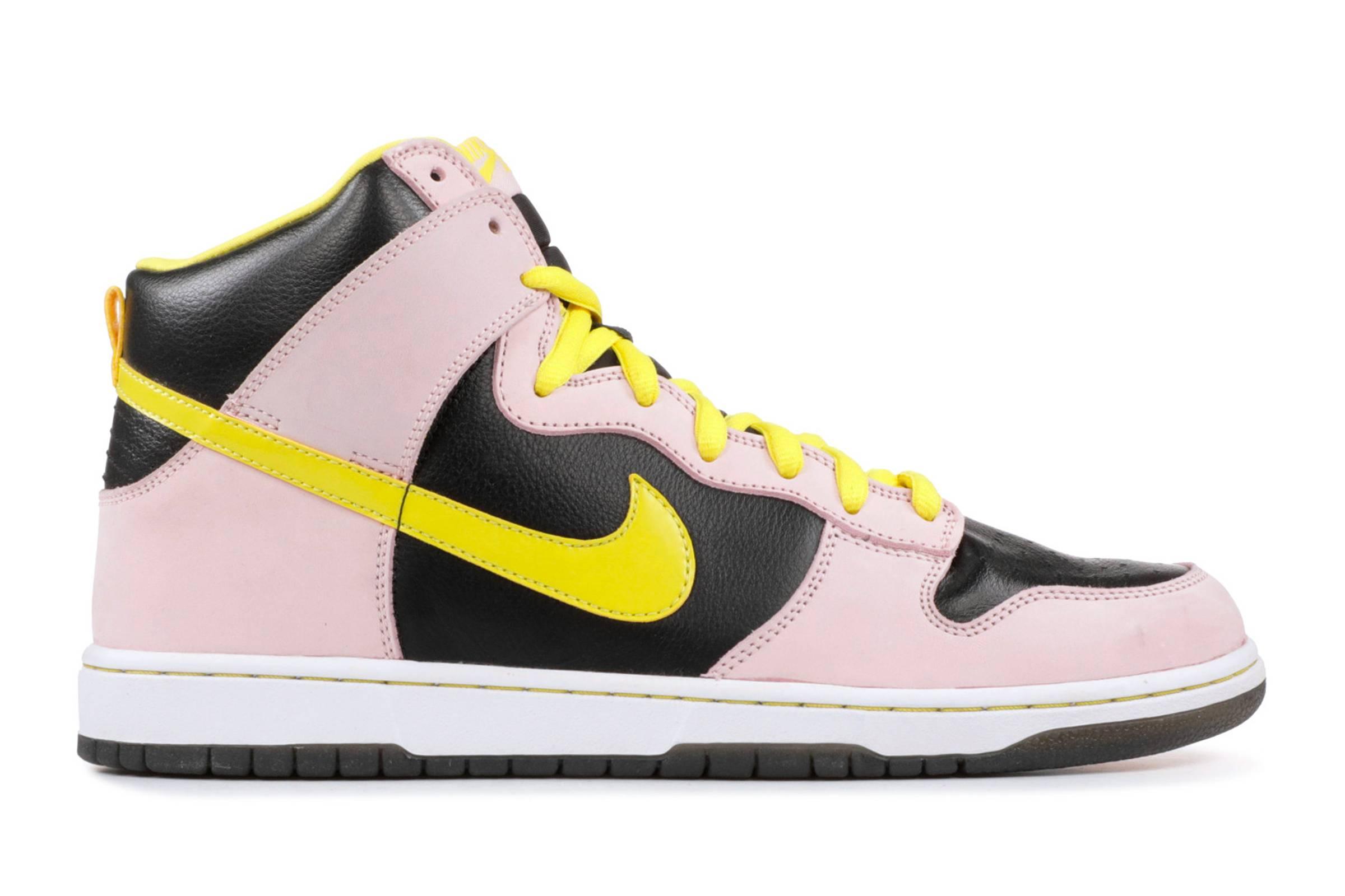 """Nike SB Dunk High """"Miss Piggy"""""""