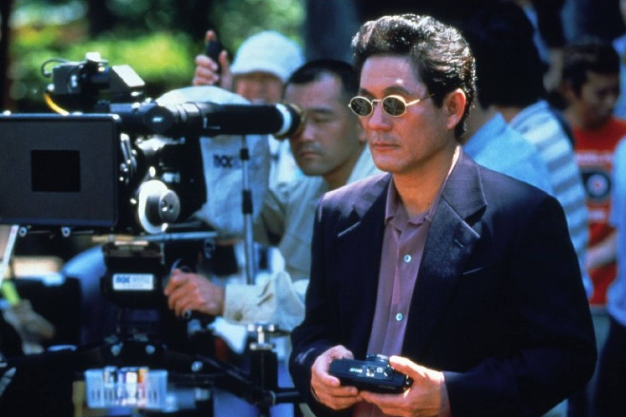 A Story in 3 Parts: A Study of Takeshi Kitano's Cinematic Style