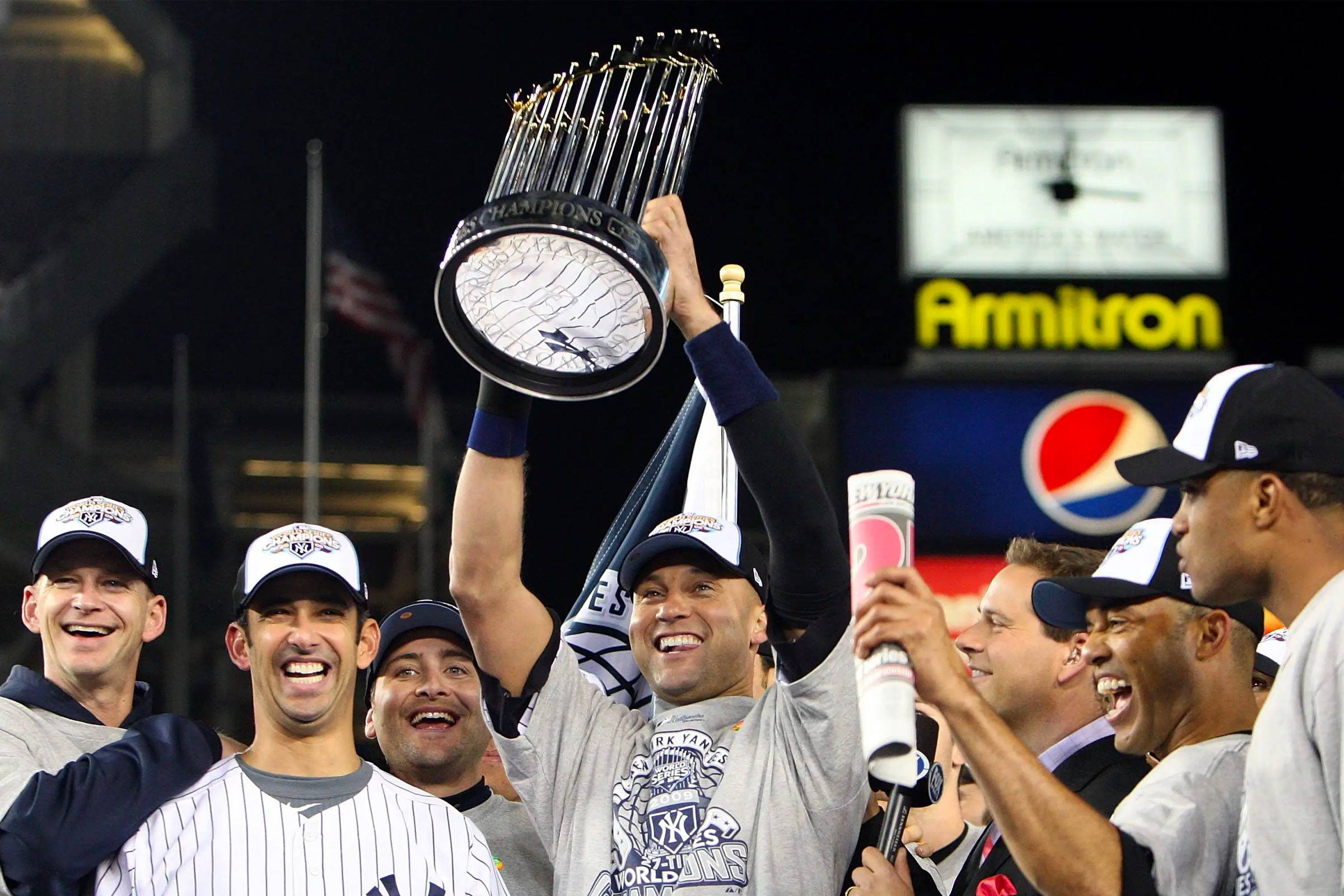 From Struggling Franchise to World Series Dynasty
