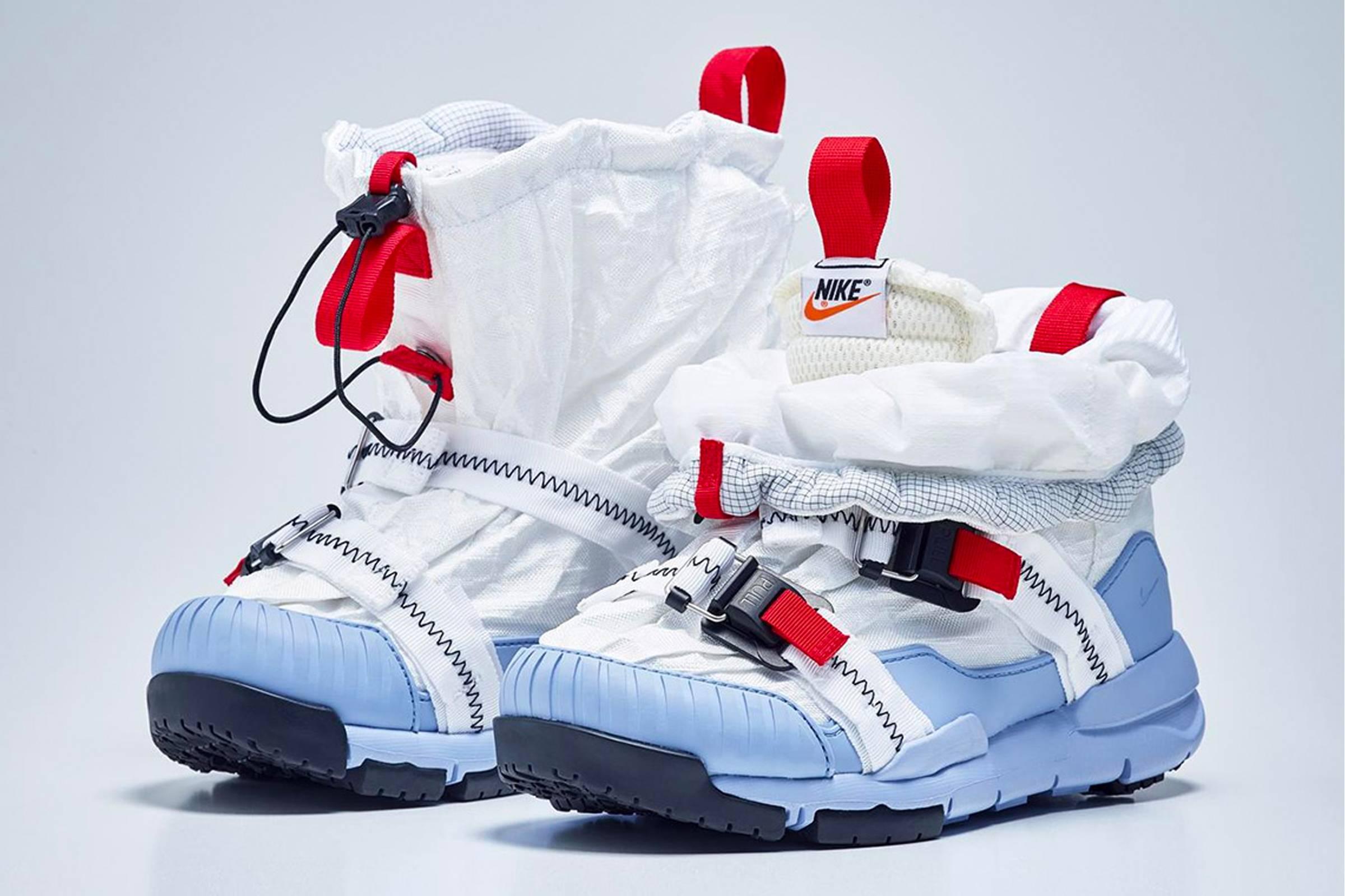 Nike x Tom Sachs Mars Yard Overshoe (2018)