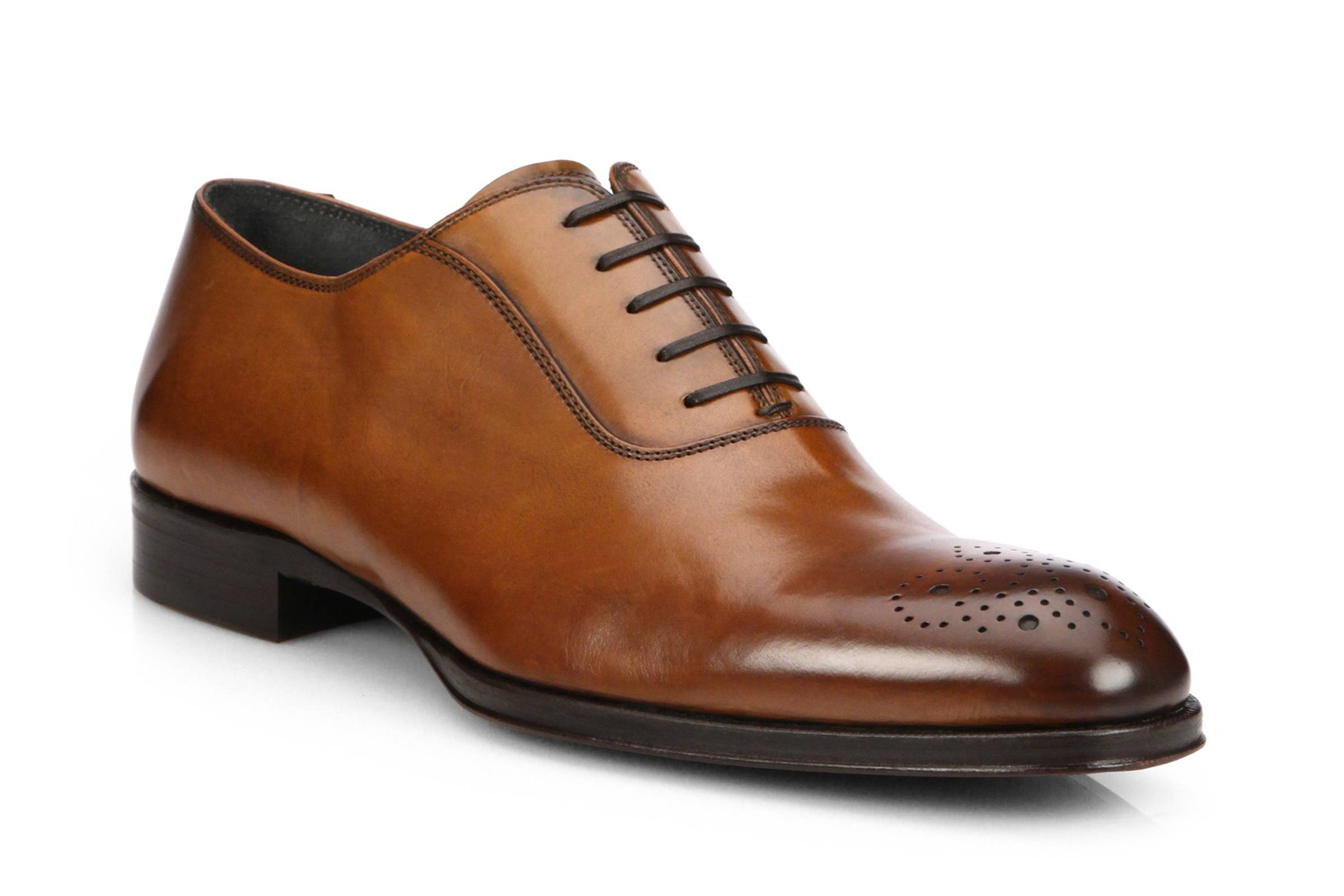 Medallion Brogues