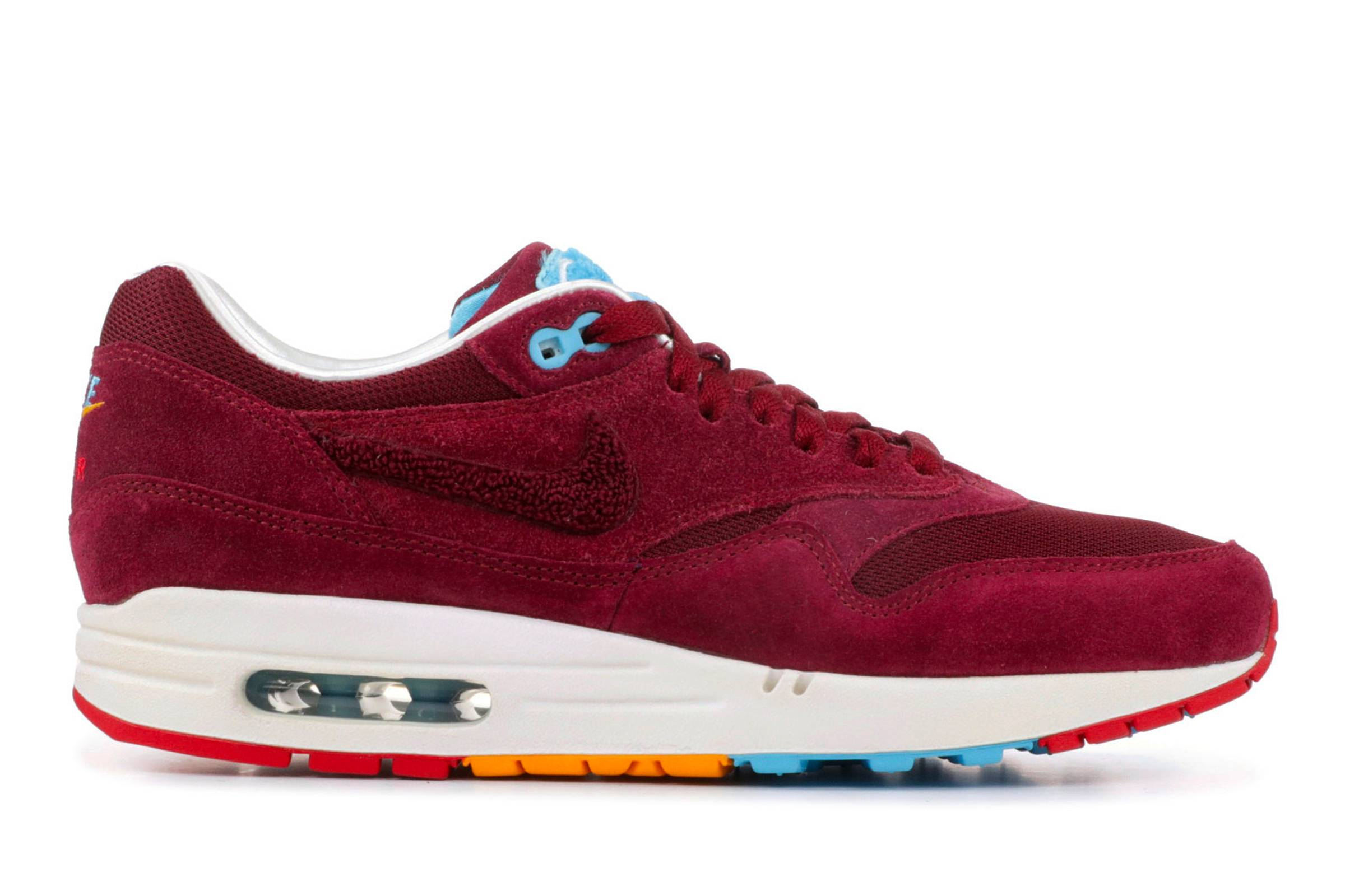 "Parra x Patta x Nike Air Max 1 ""Cherrywood"""