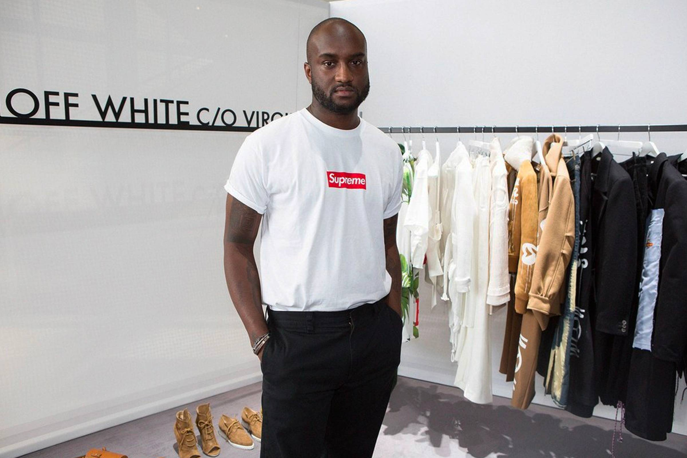 Who is Virgil Abloh?