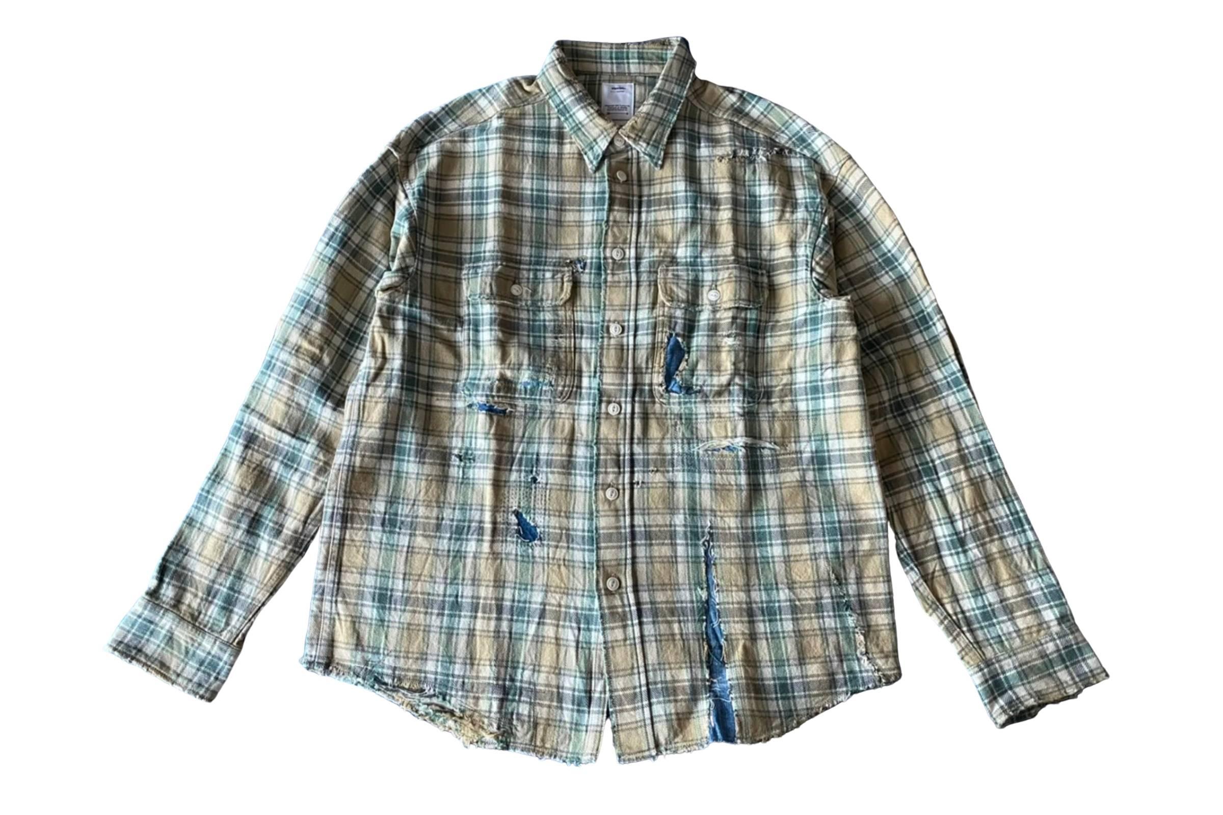Visvim Lumber Shirt