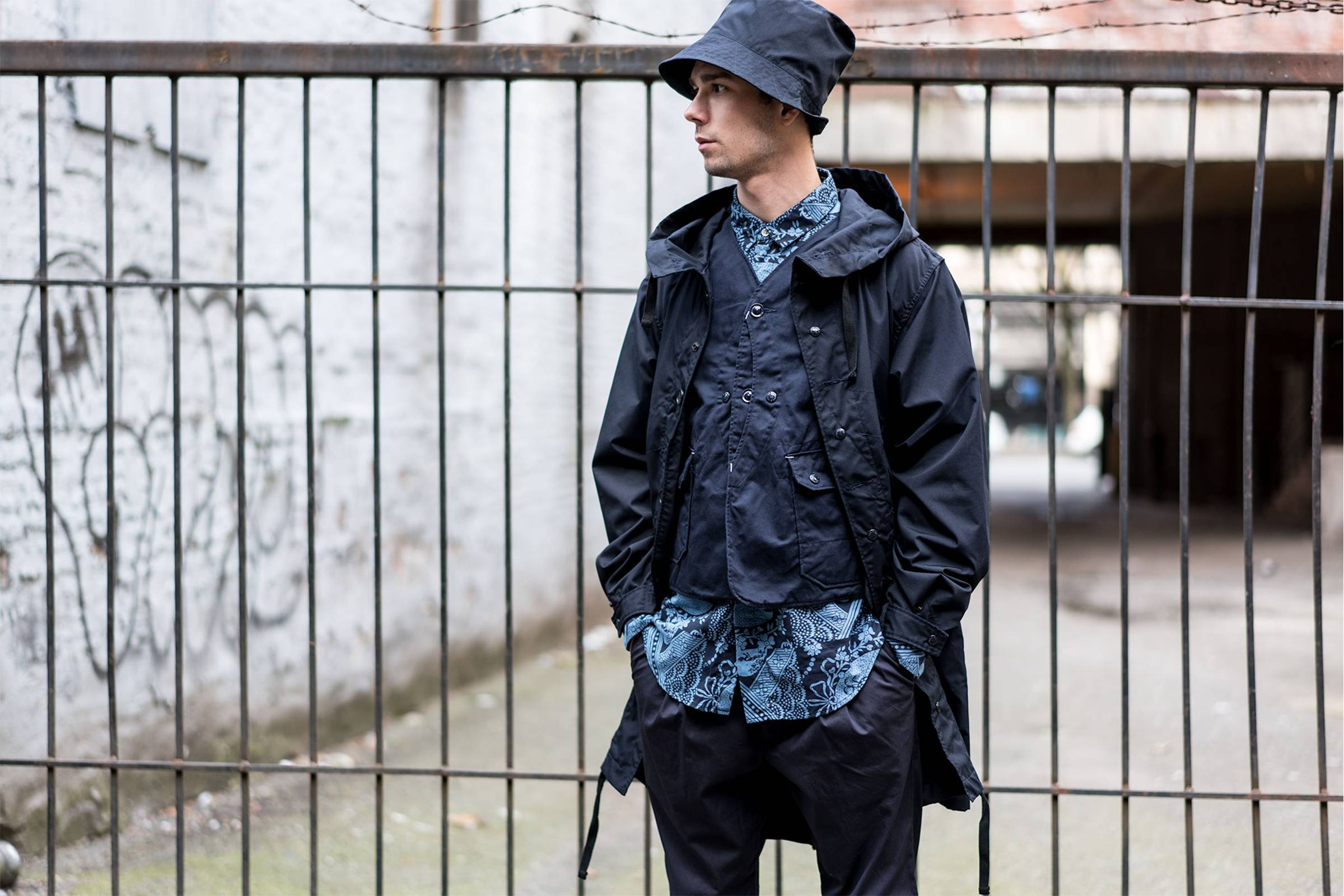 Engineered Garments, the synthesis of Japanese and American style