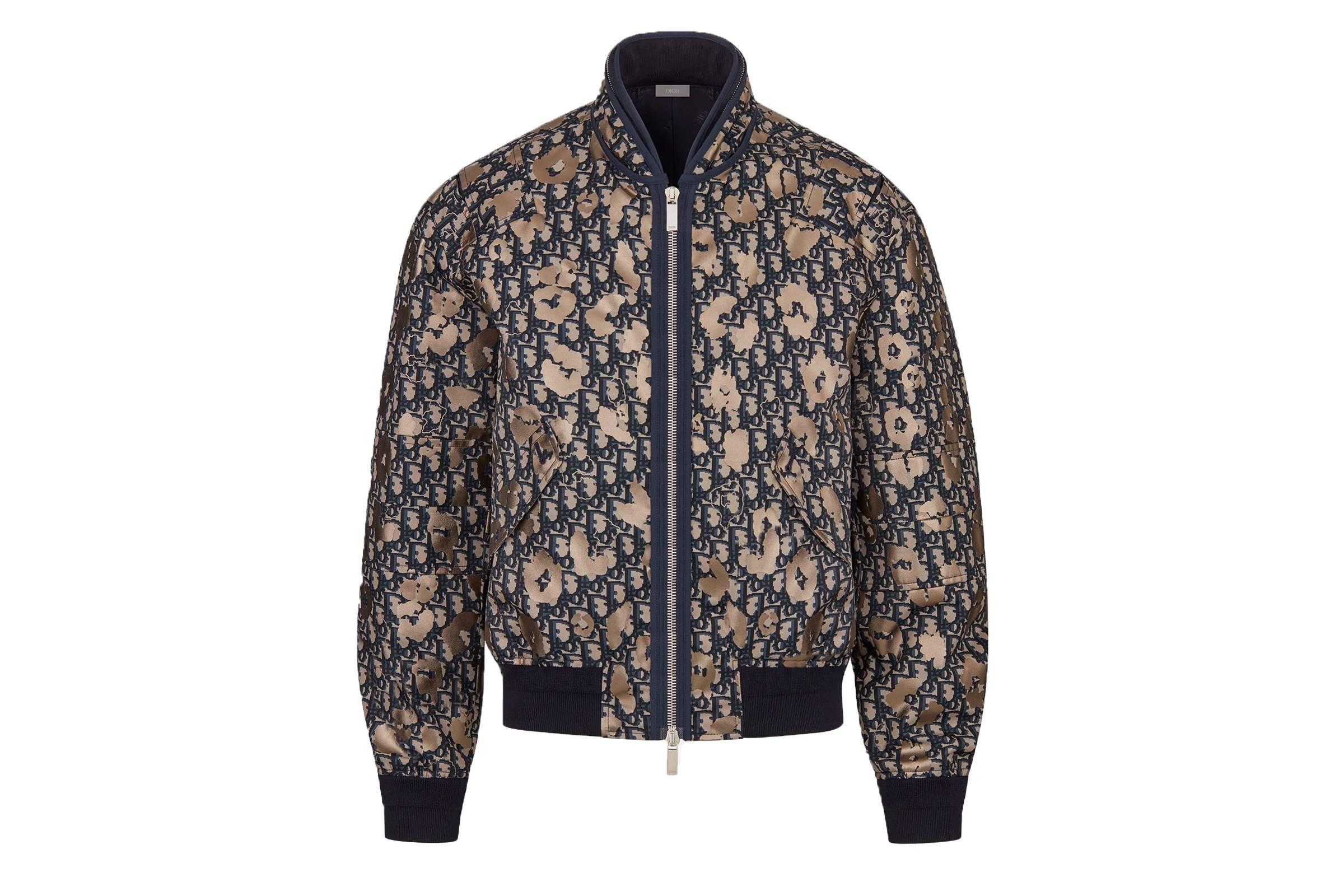 Dior Oblique Bomber Jacket