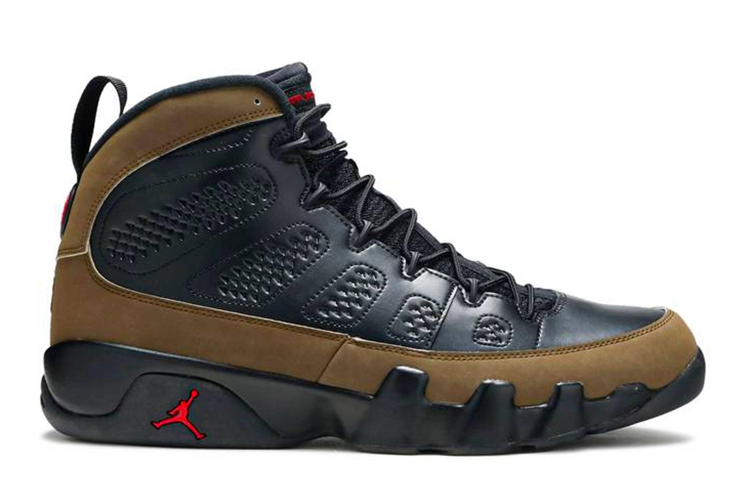 """Jordan IX """"Olive"""""""