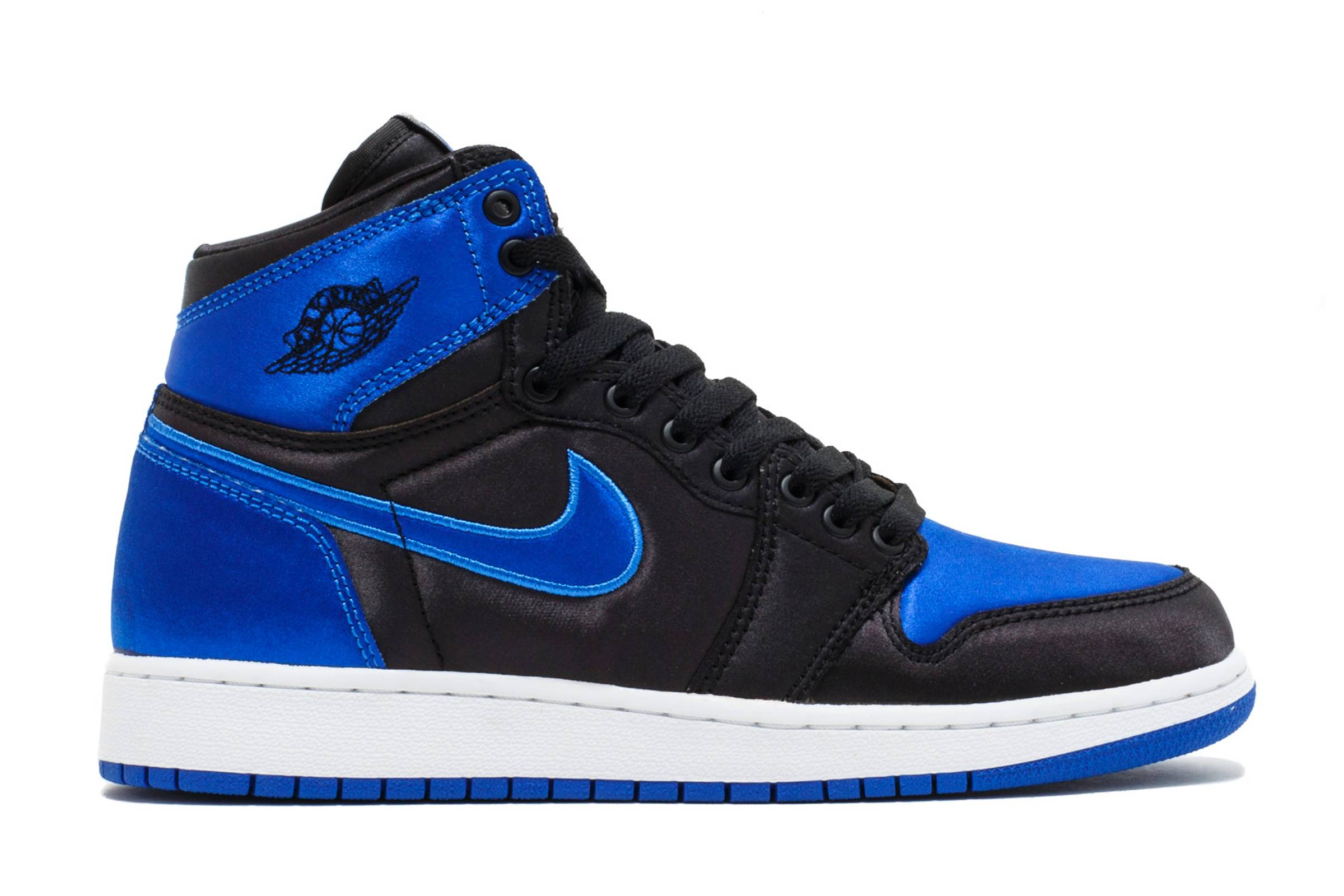 "Jordan I Satin ""Royal"""