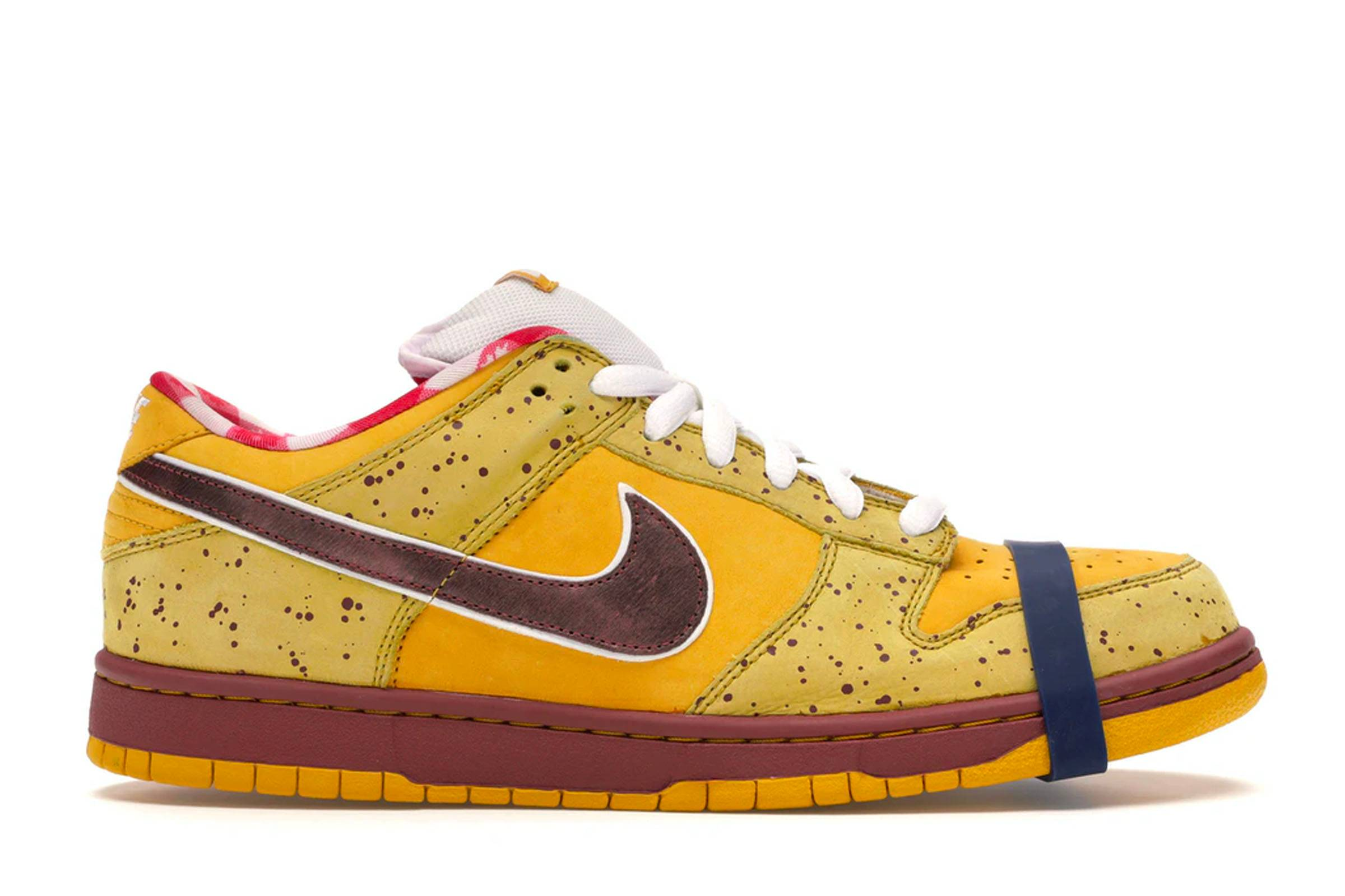 """6. Concepts x Nike SB """"Yellow Lobster"""""""