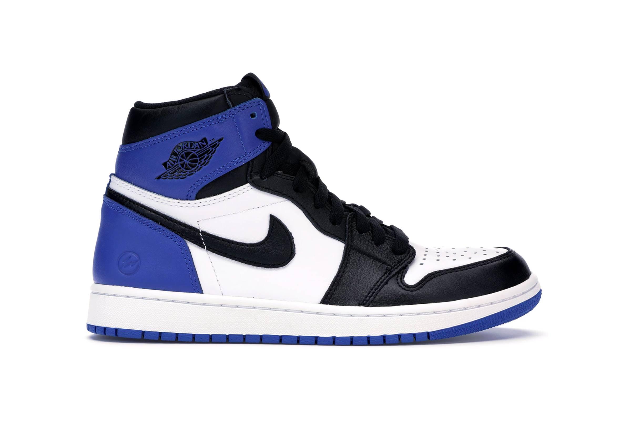 "Fragment Design x Jordan Brand Air Jordan 1 ""Fragment"""