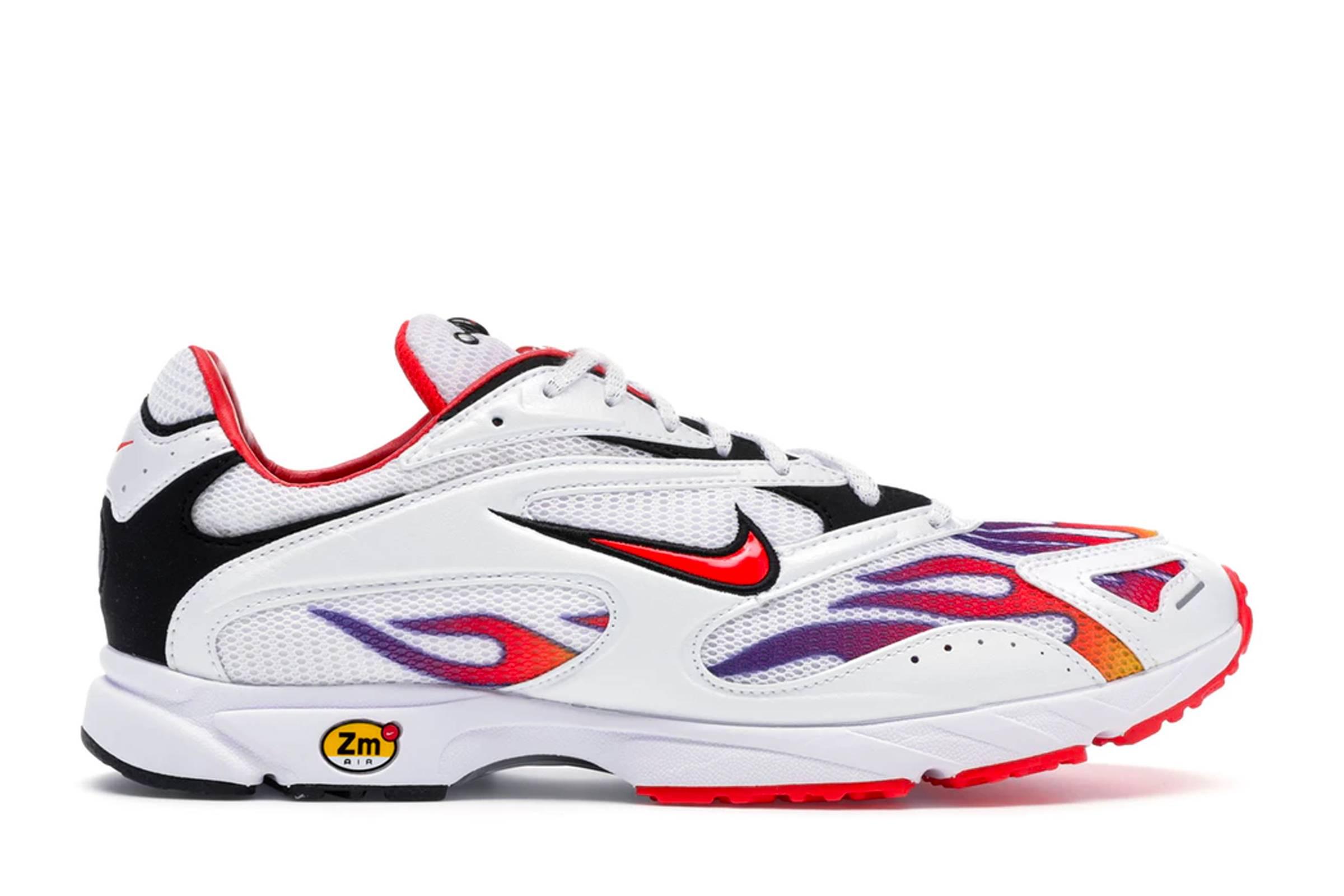 Supreme x Nike Zoom Streak Spectrum Plus (2018)