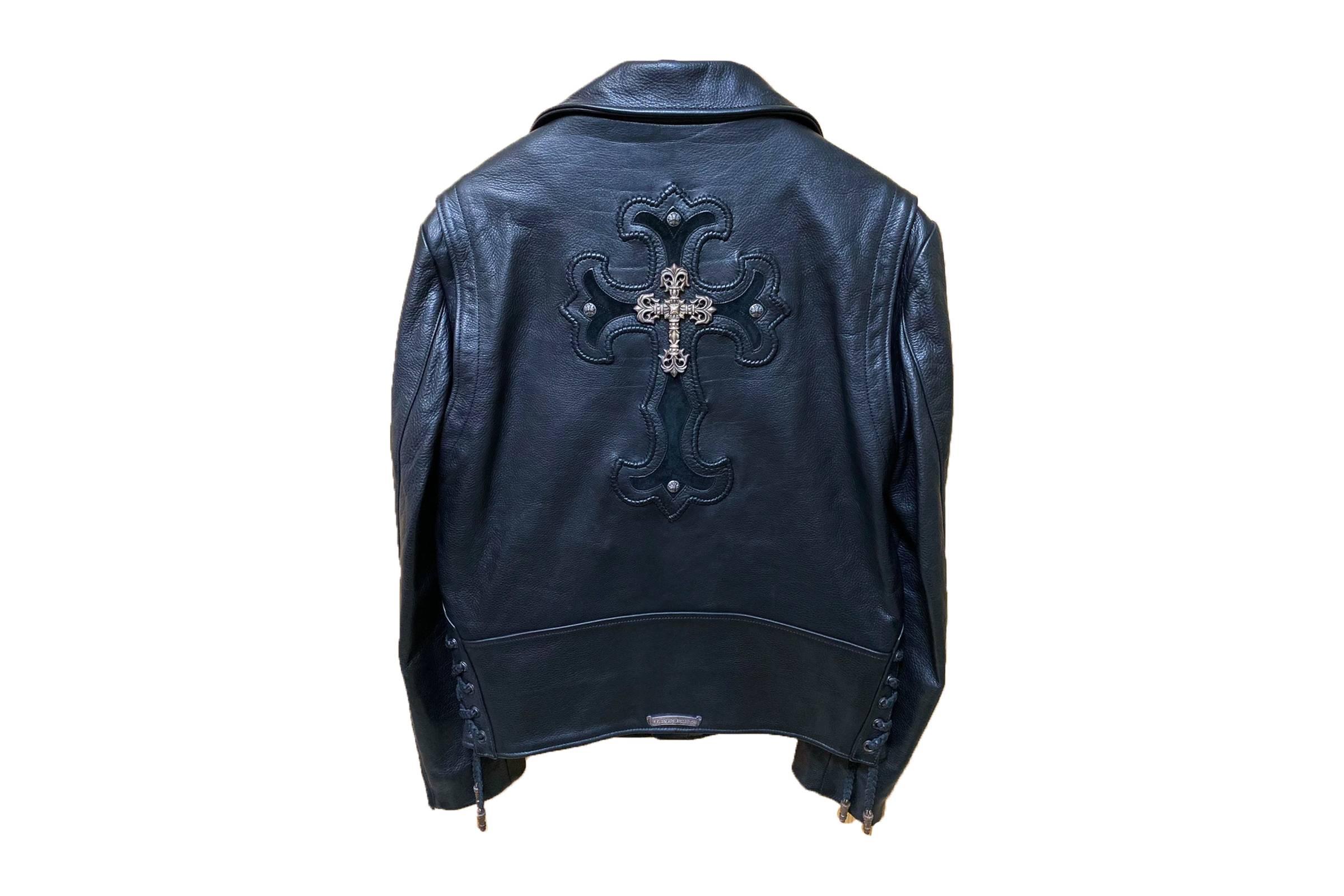 Chrome Hearts JJ Leather Jacket