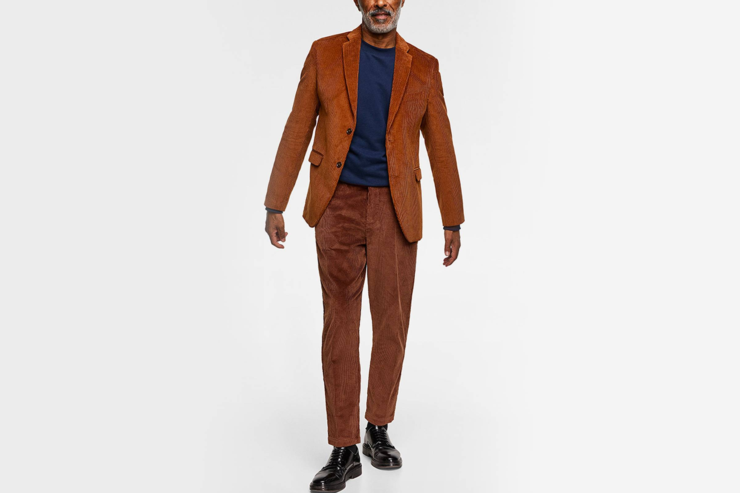 Types of Suits: Casual or Party Suit - Corduroy, Cotton, Velvet