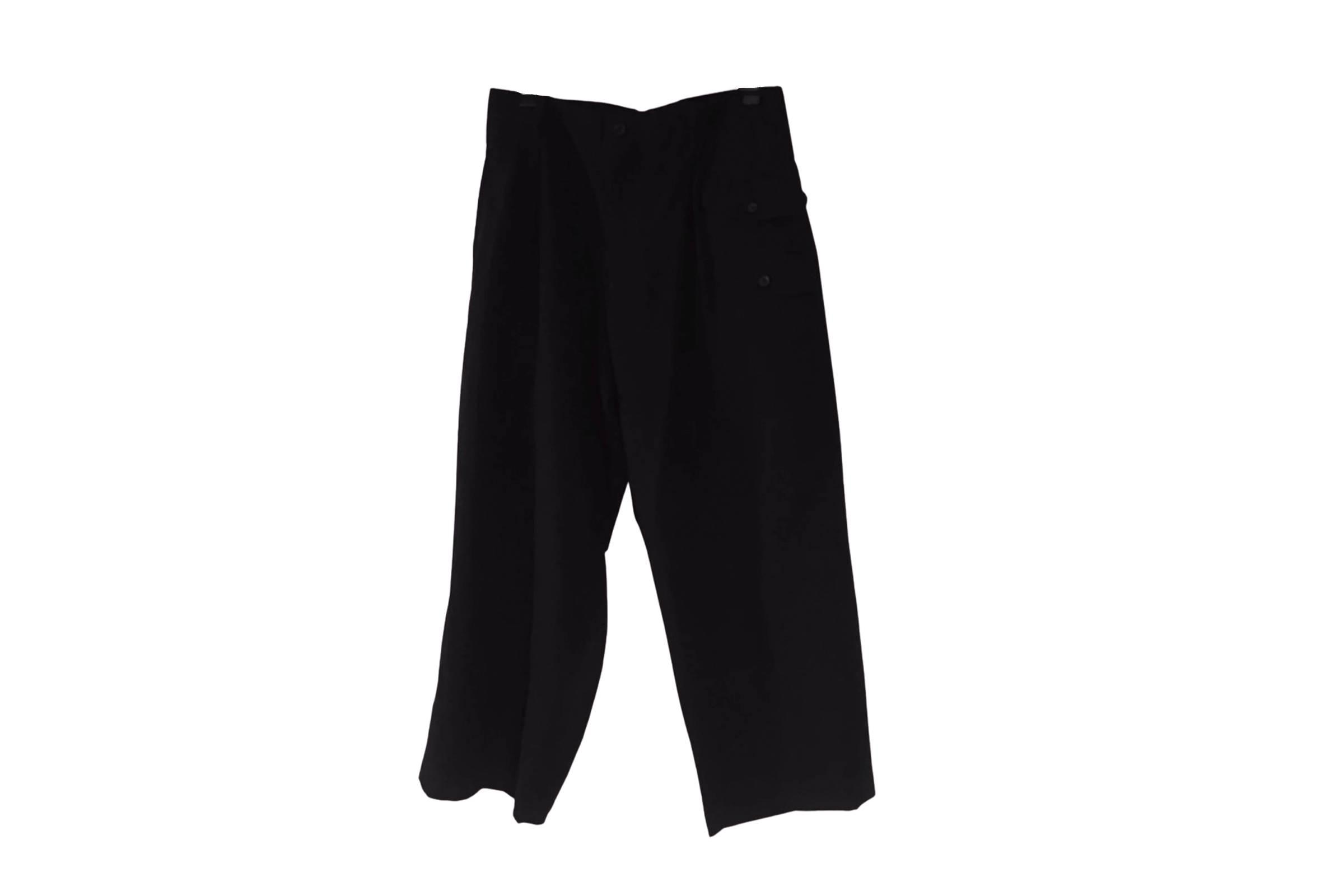"Yohij Yamamoto Cargo ""Flap"" Pants"