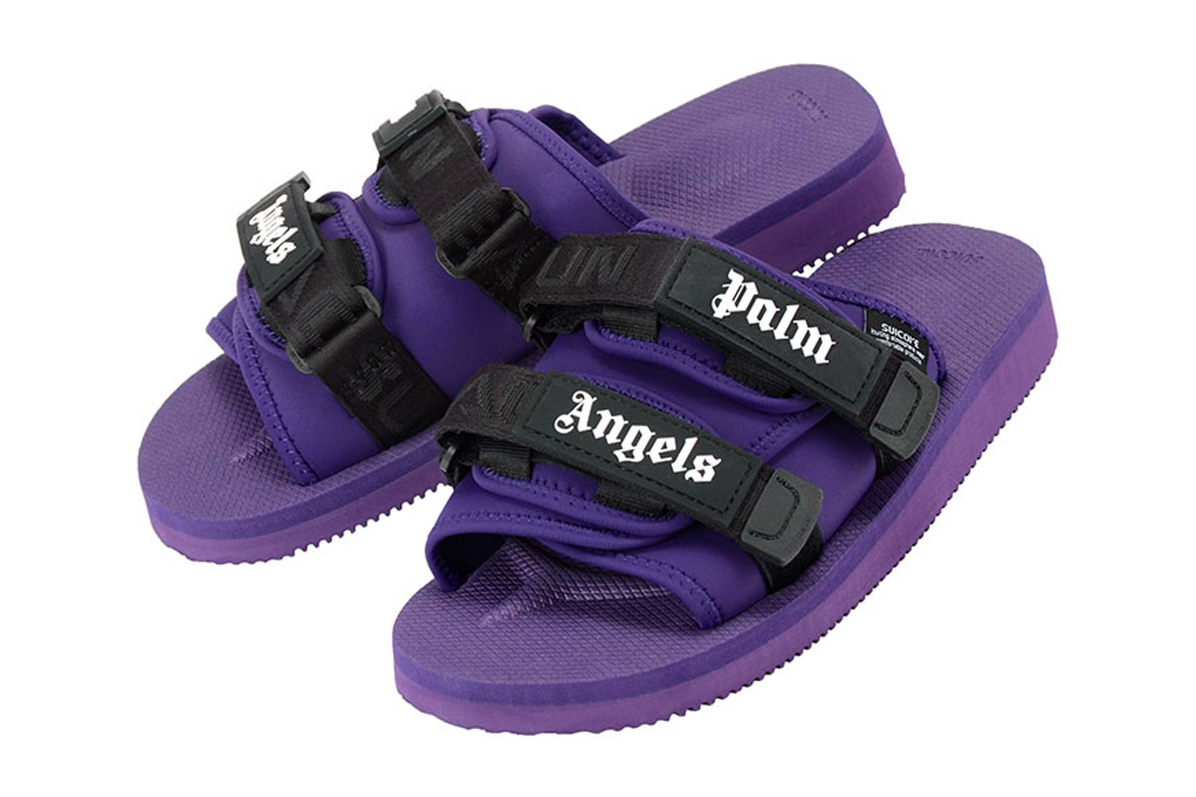 Palm Angels x Suicoke Sliders sandals