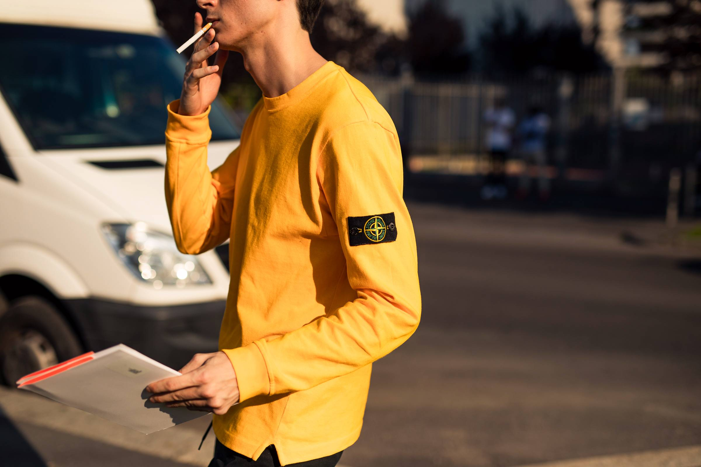 Compass Classics: Stone Island Sweaters and Knits Under $200