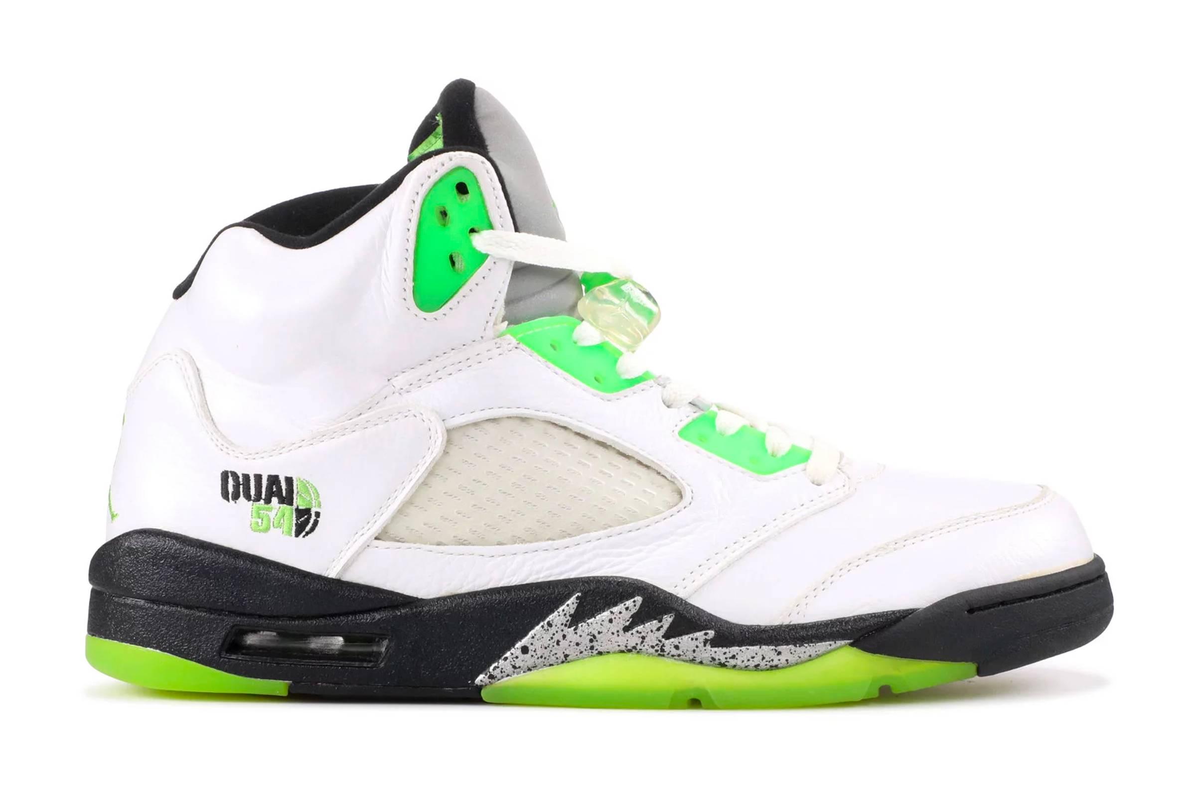 "Jordan V ""Quai54"""