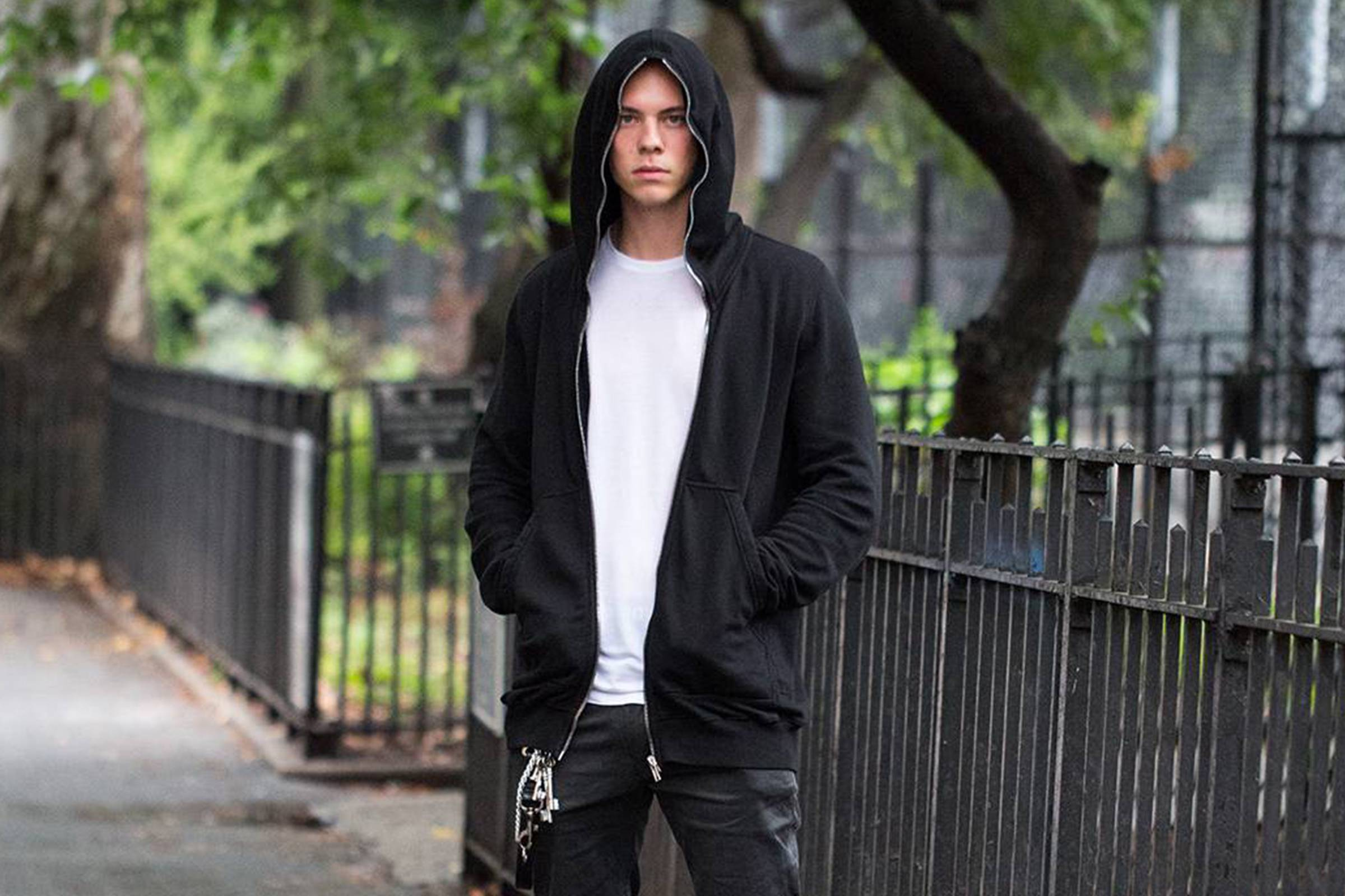 From Rick to Raf: Designer Hoodies Under $400