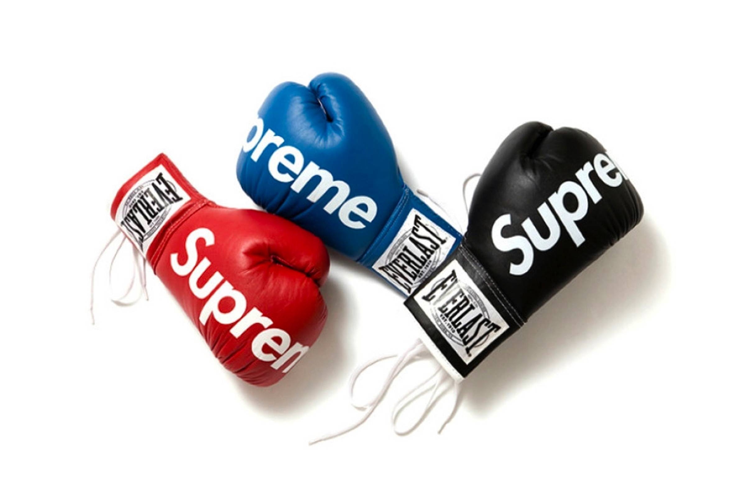Supreme x Everlast Boxing Gloves (Fall/Winter 2008)