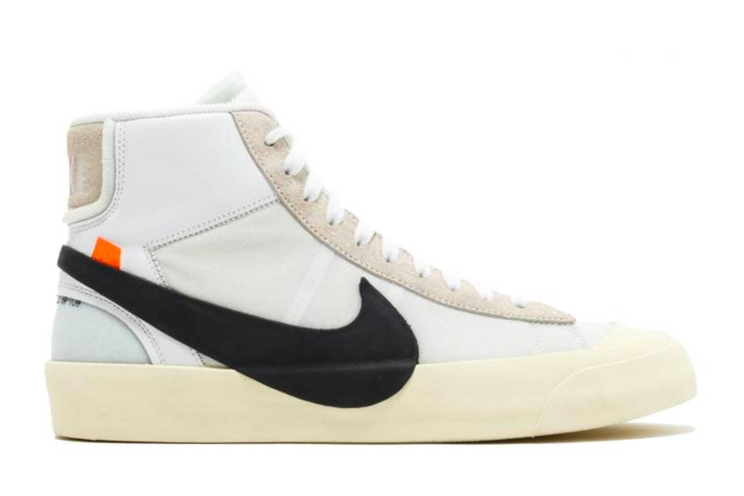"""Off-White x Nike Blazer """"The Ten"""""""