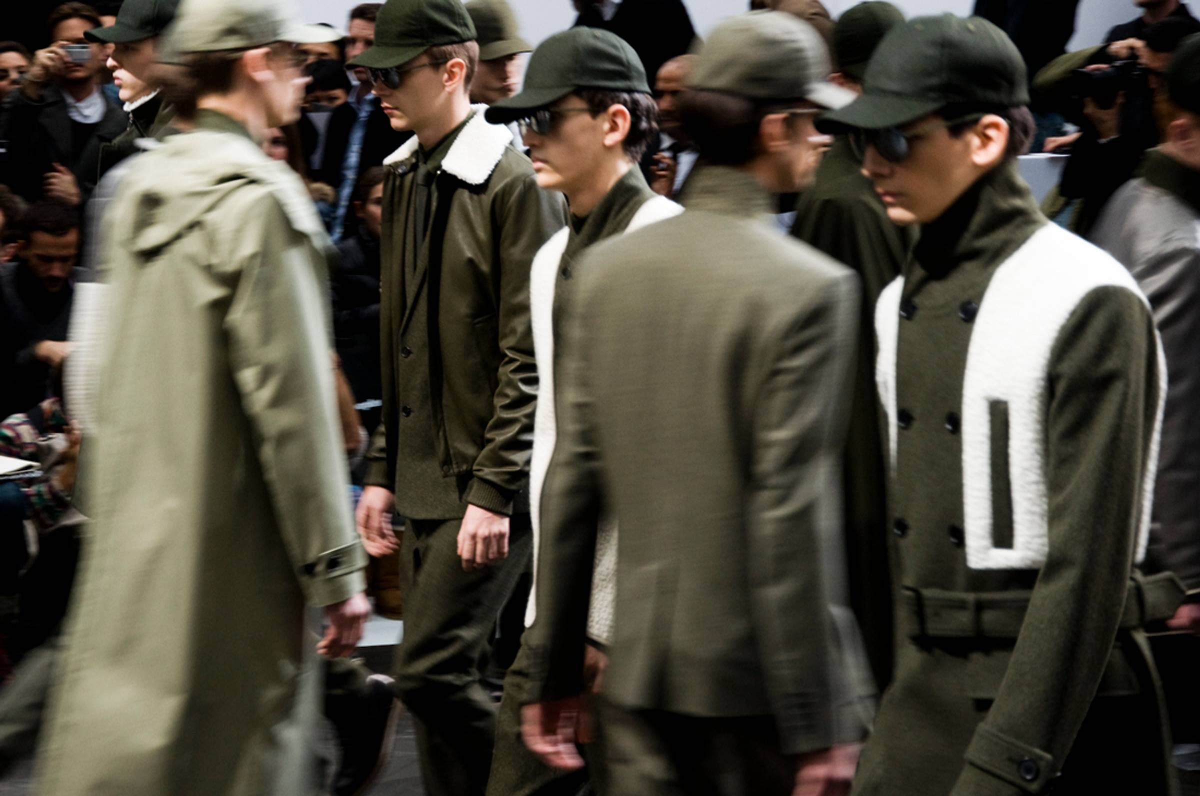 Military Style: Enlist Today
