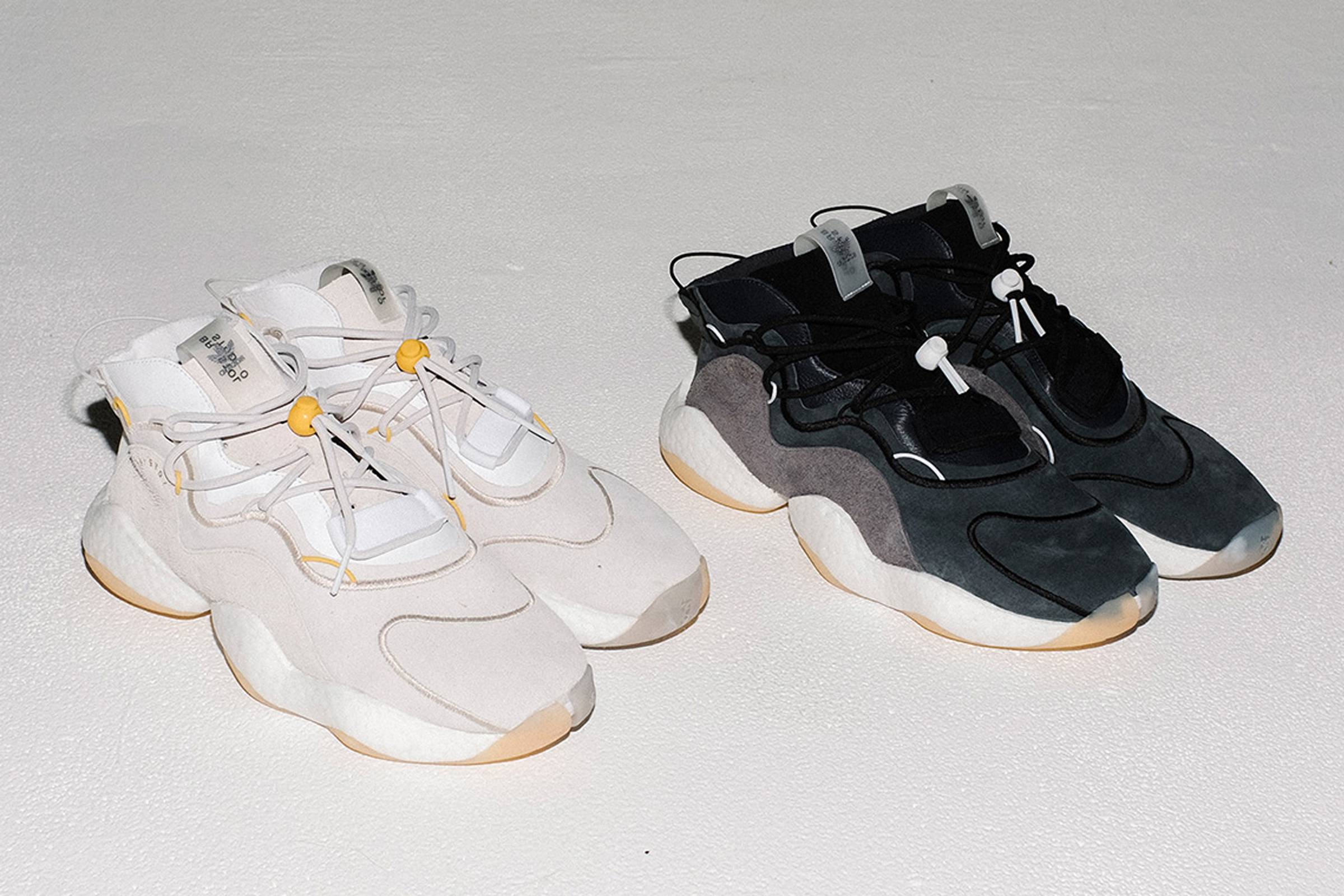 Bristol Studio's adidas Crazy BYW Collaboration