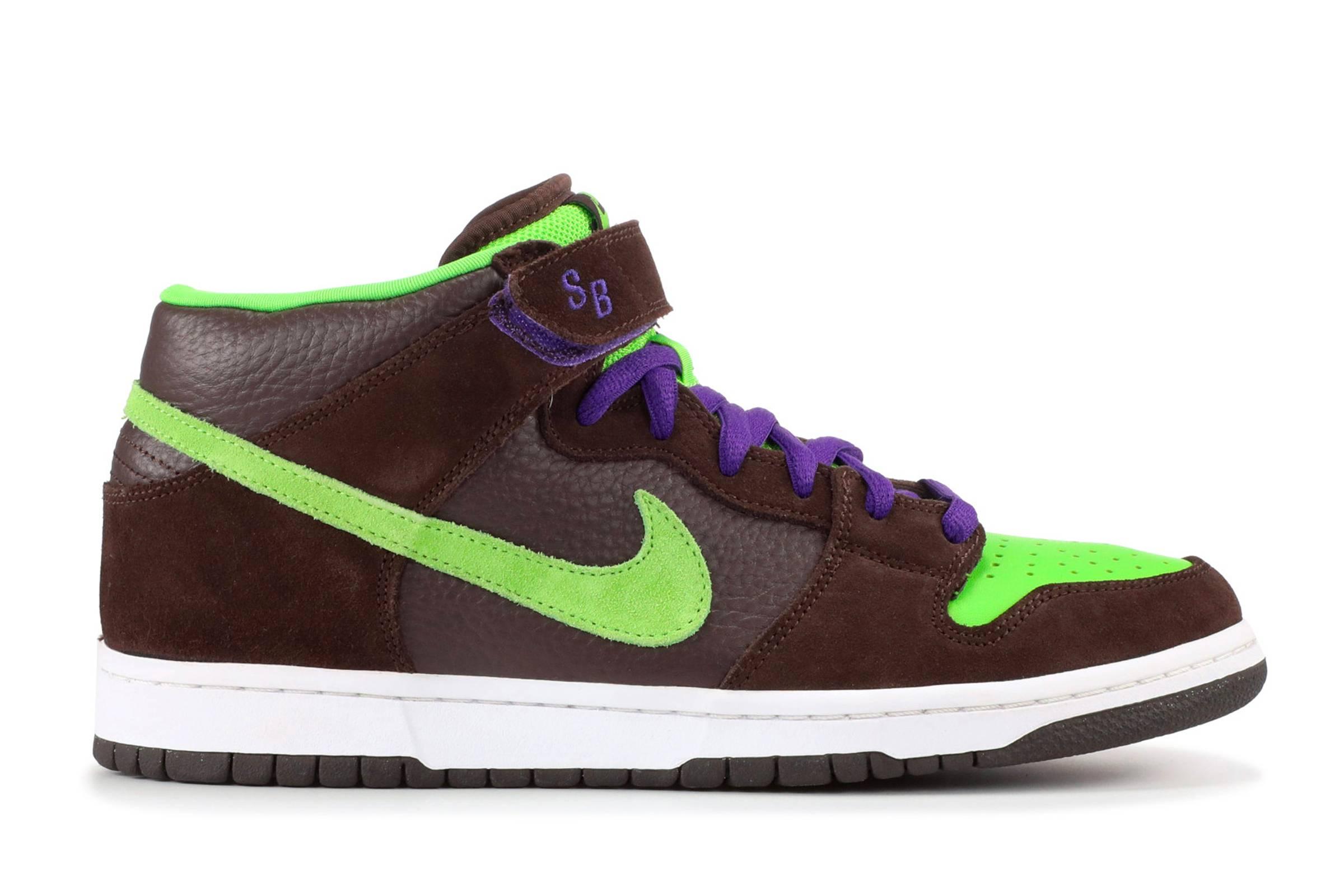 "Nike SB Pro ""Donatello"""