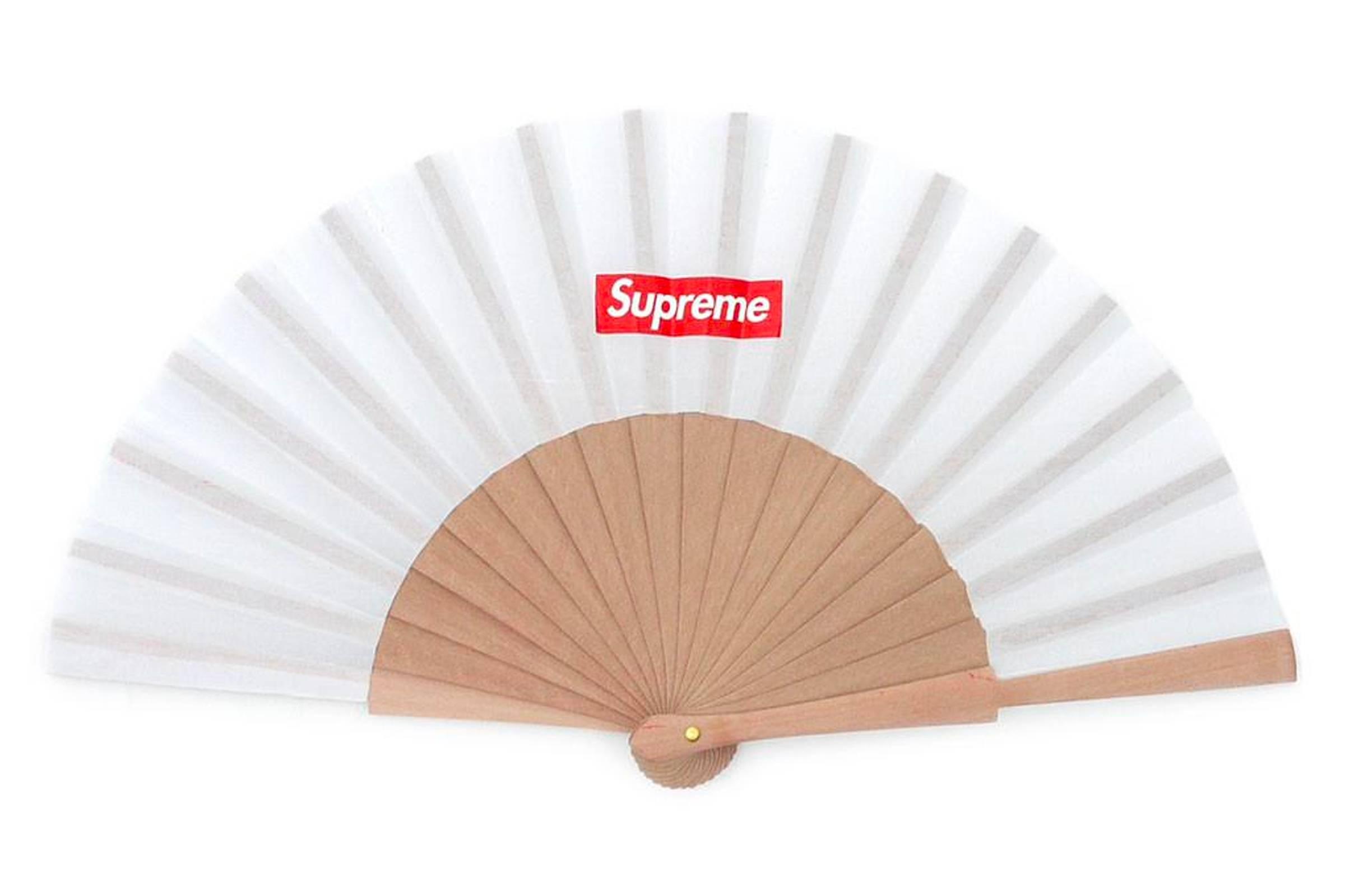 Supreme Folding Fan (Spring/Summer 2016)