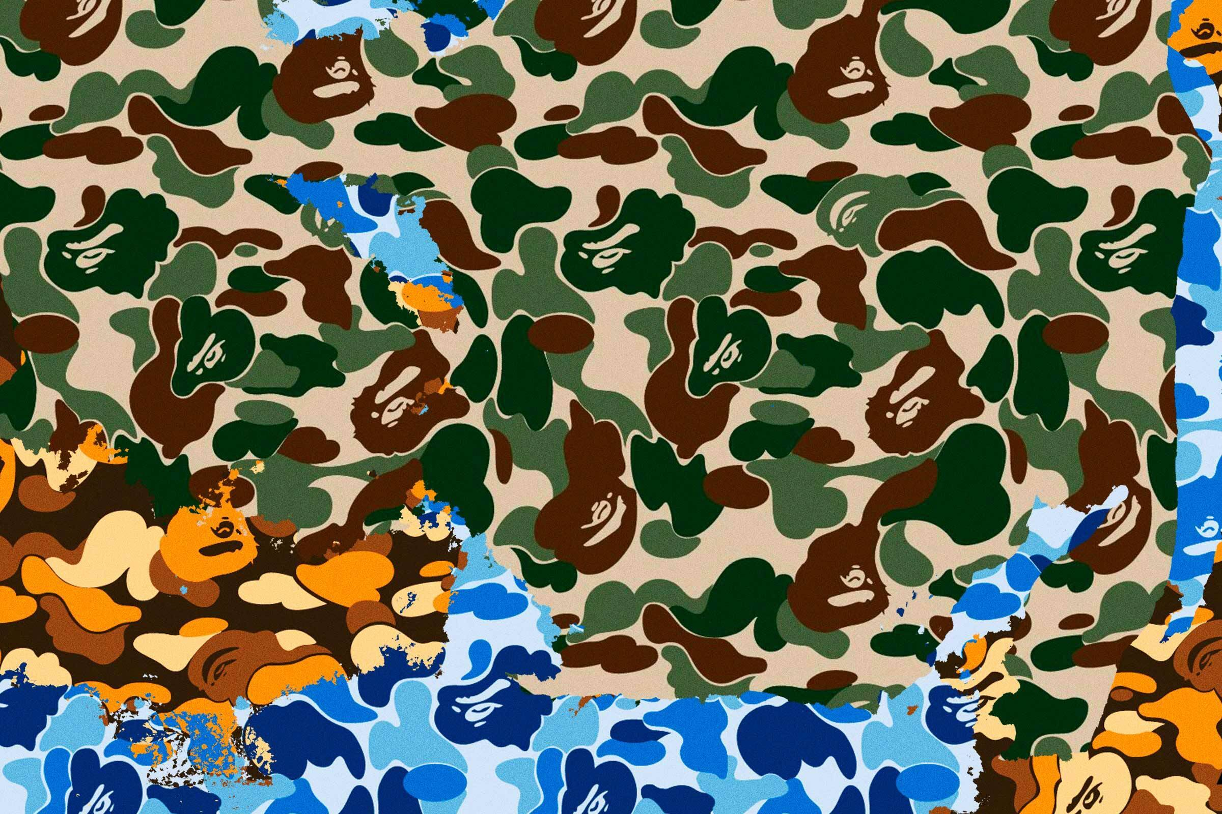 Our Favorite BAPE Collaborations