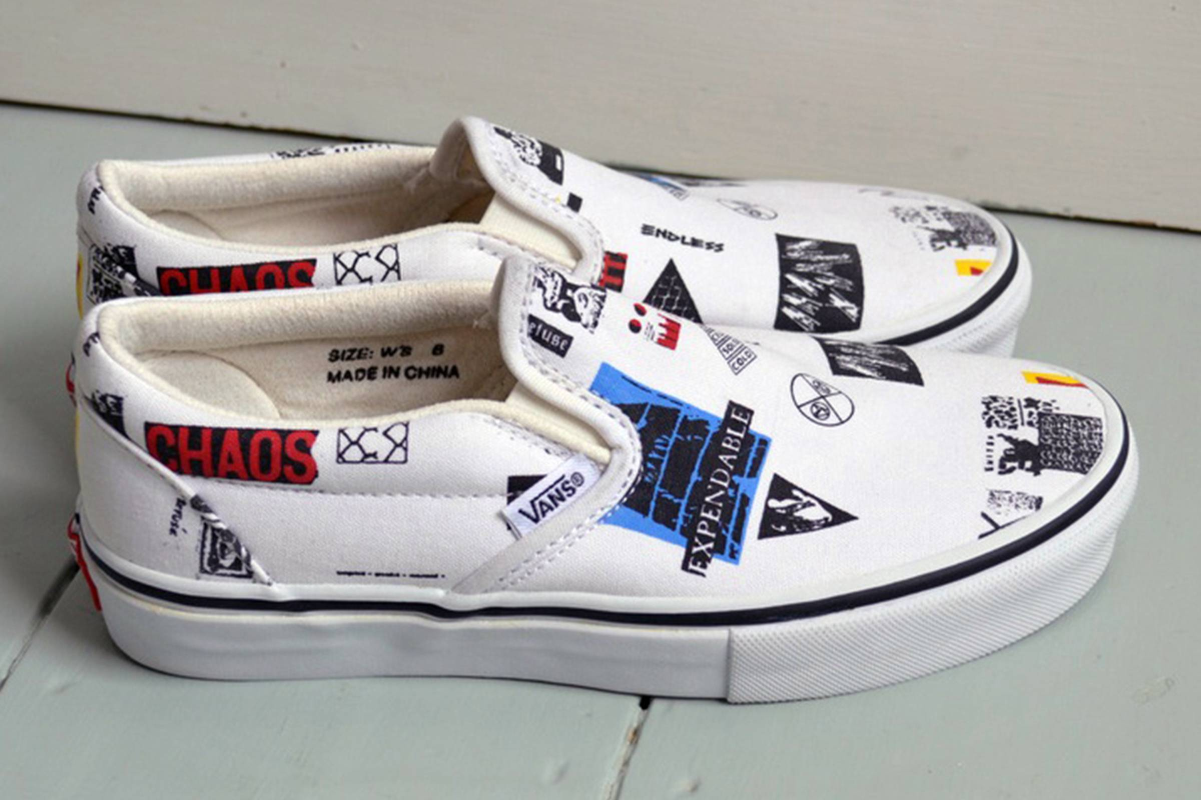 eb1b83315454 Our 10 Favorite Vans Collaborations Ever - Best Vans Collaborations ...