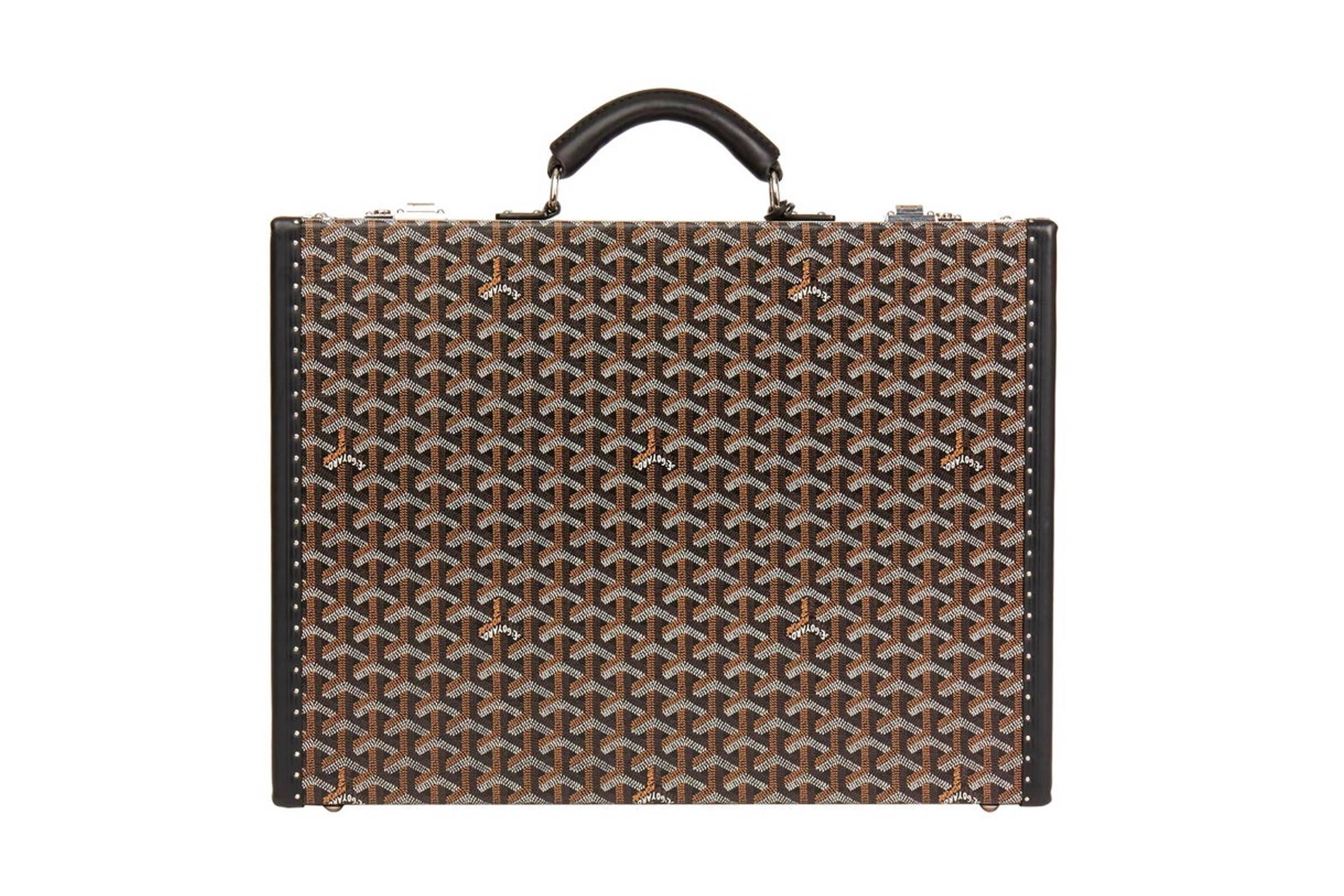Goyard Mallete Manoir Briefcase