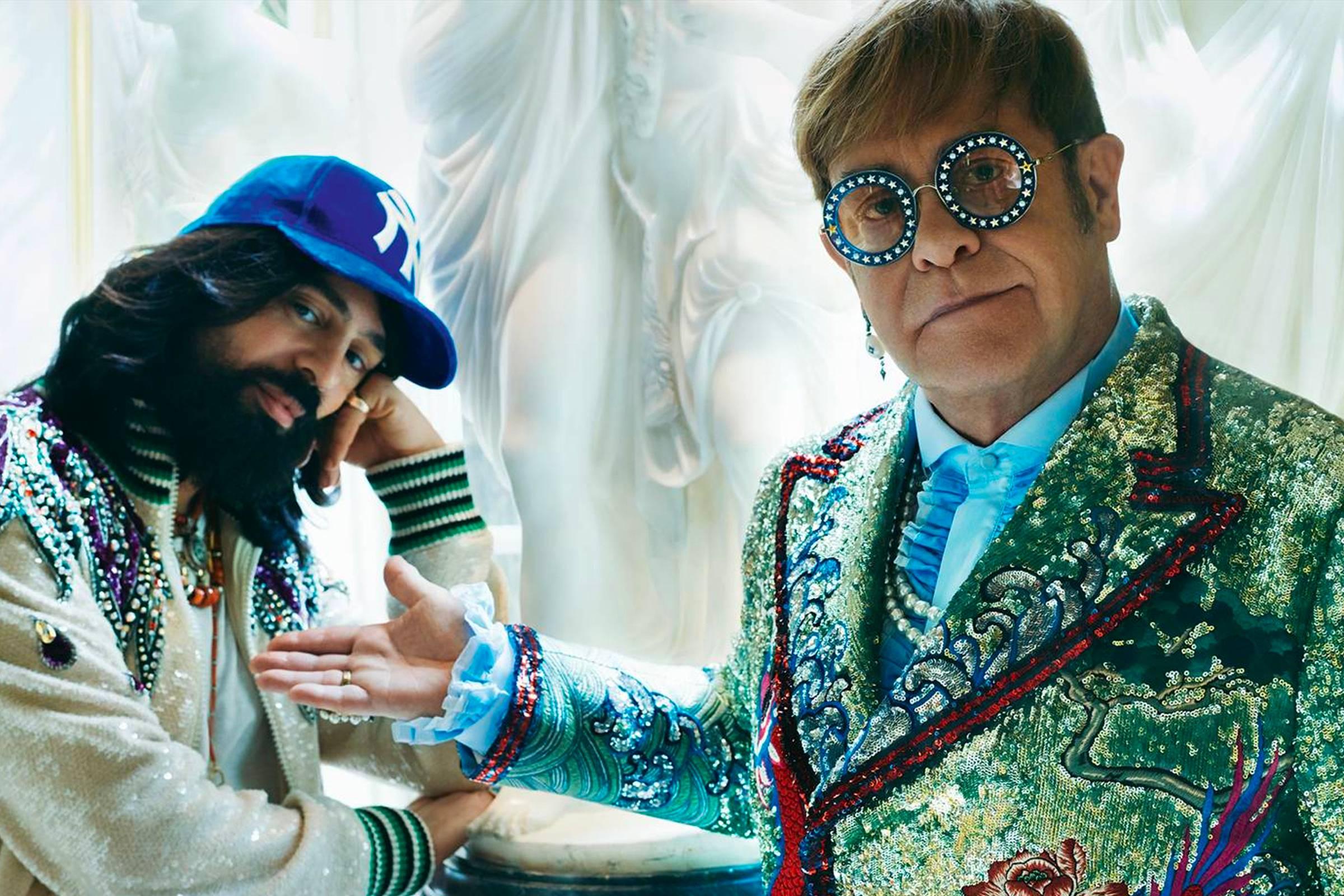 Rocketman: The Style of Elton John