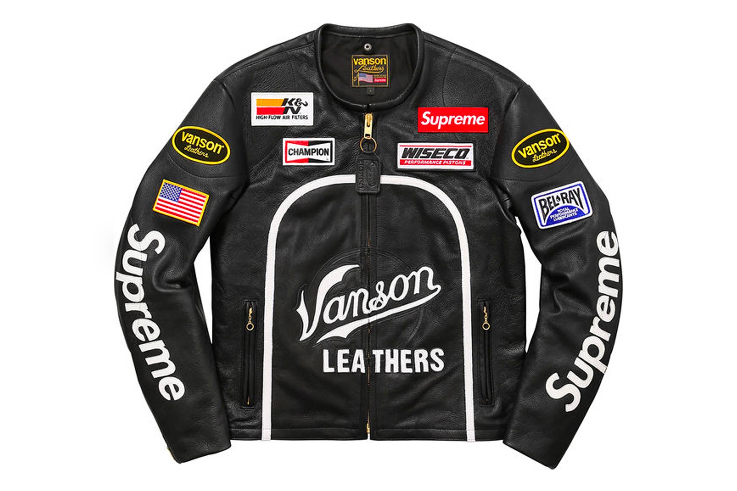 Vanson Racing Jacket
