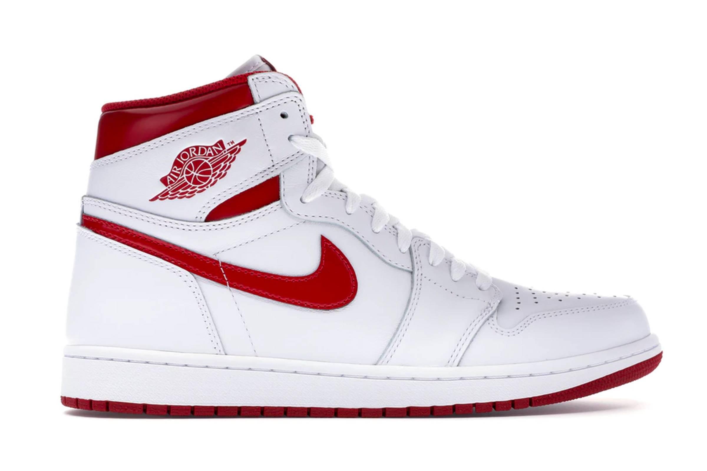 """Jordan I """"Metallic Red"""""""