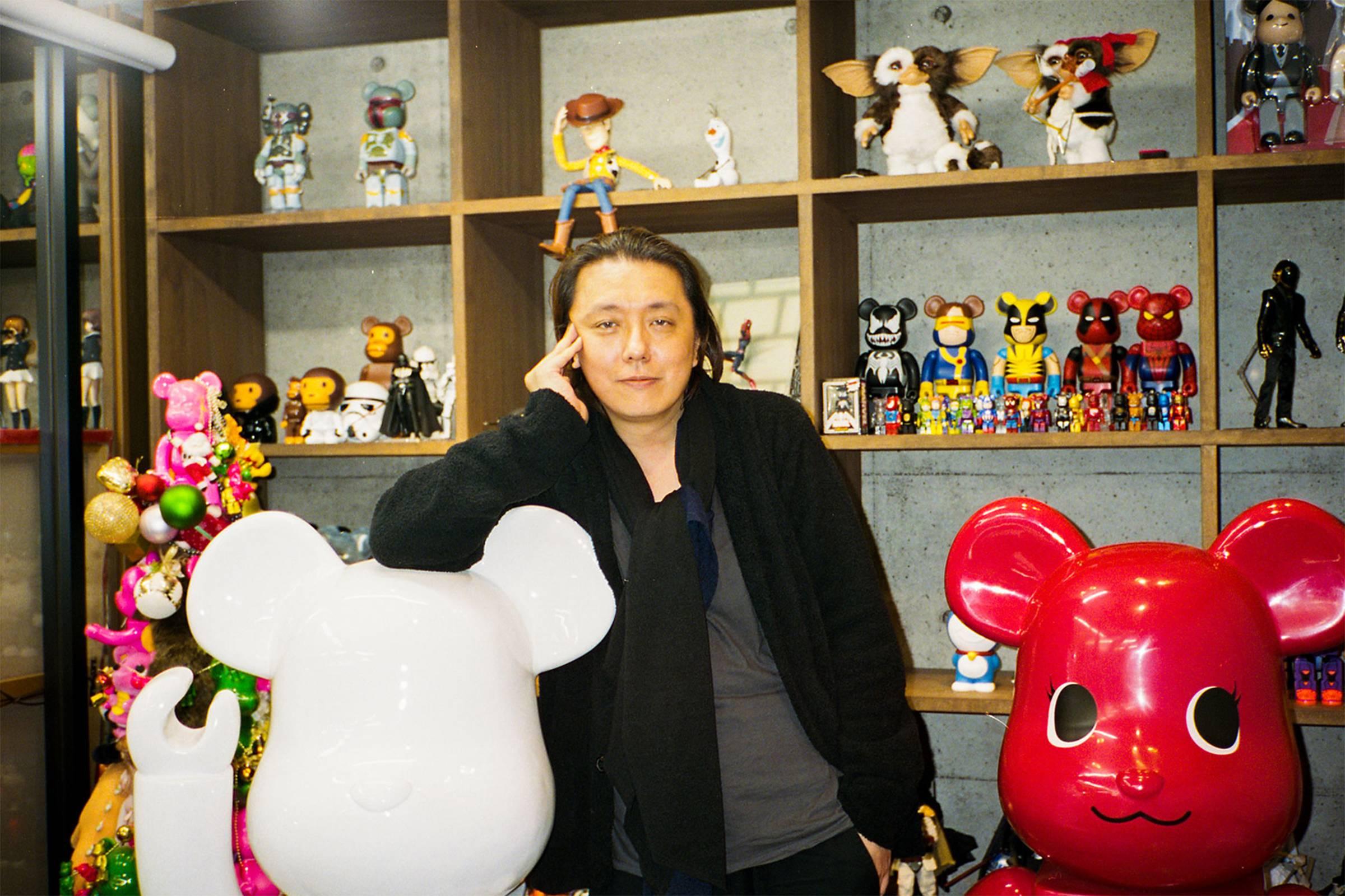 MediCom Toy Founder Tastuhiko Akashi