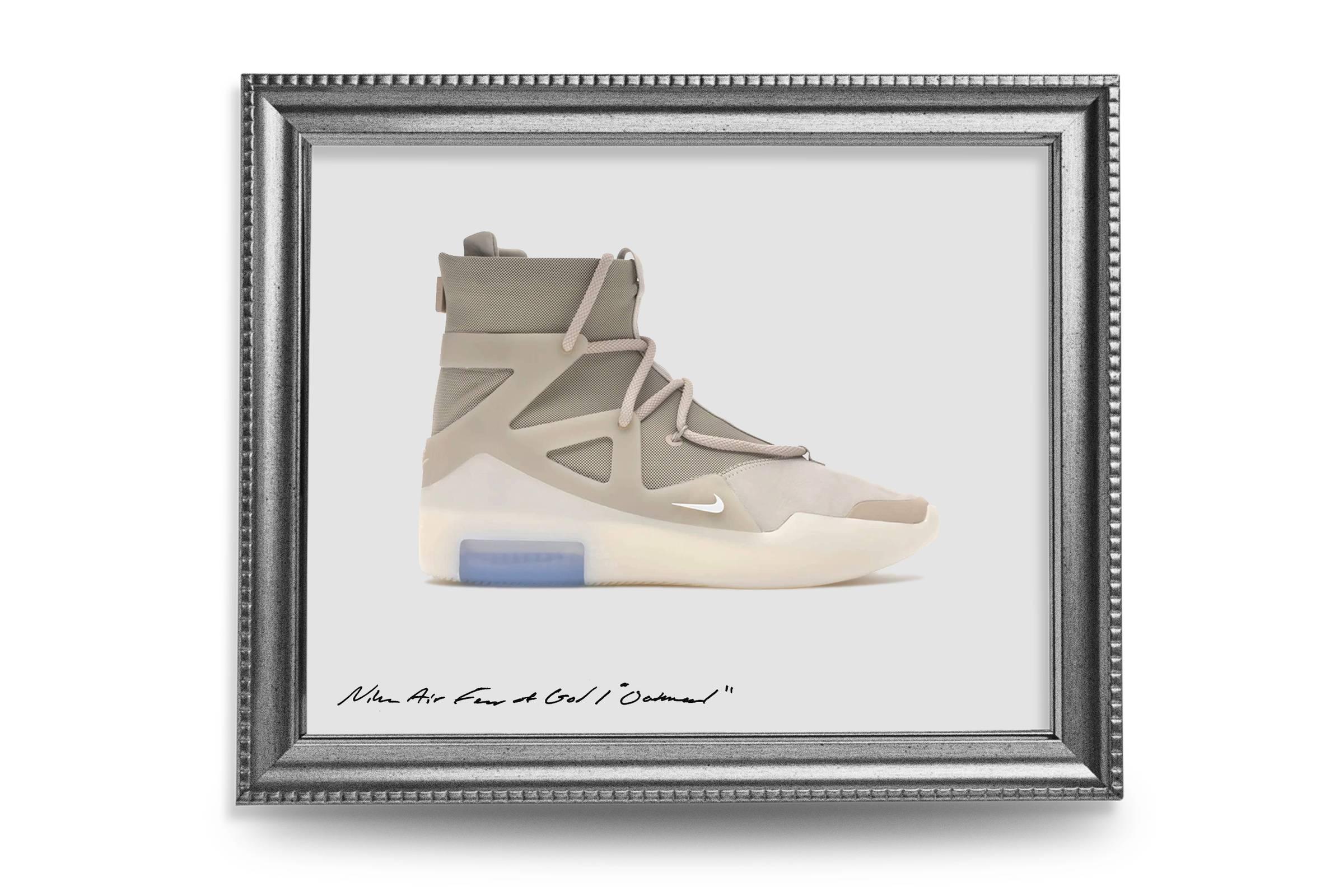 The 10 Rarest Sneakers On Grailed: Week of December 1, 2019