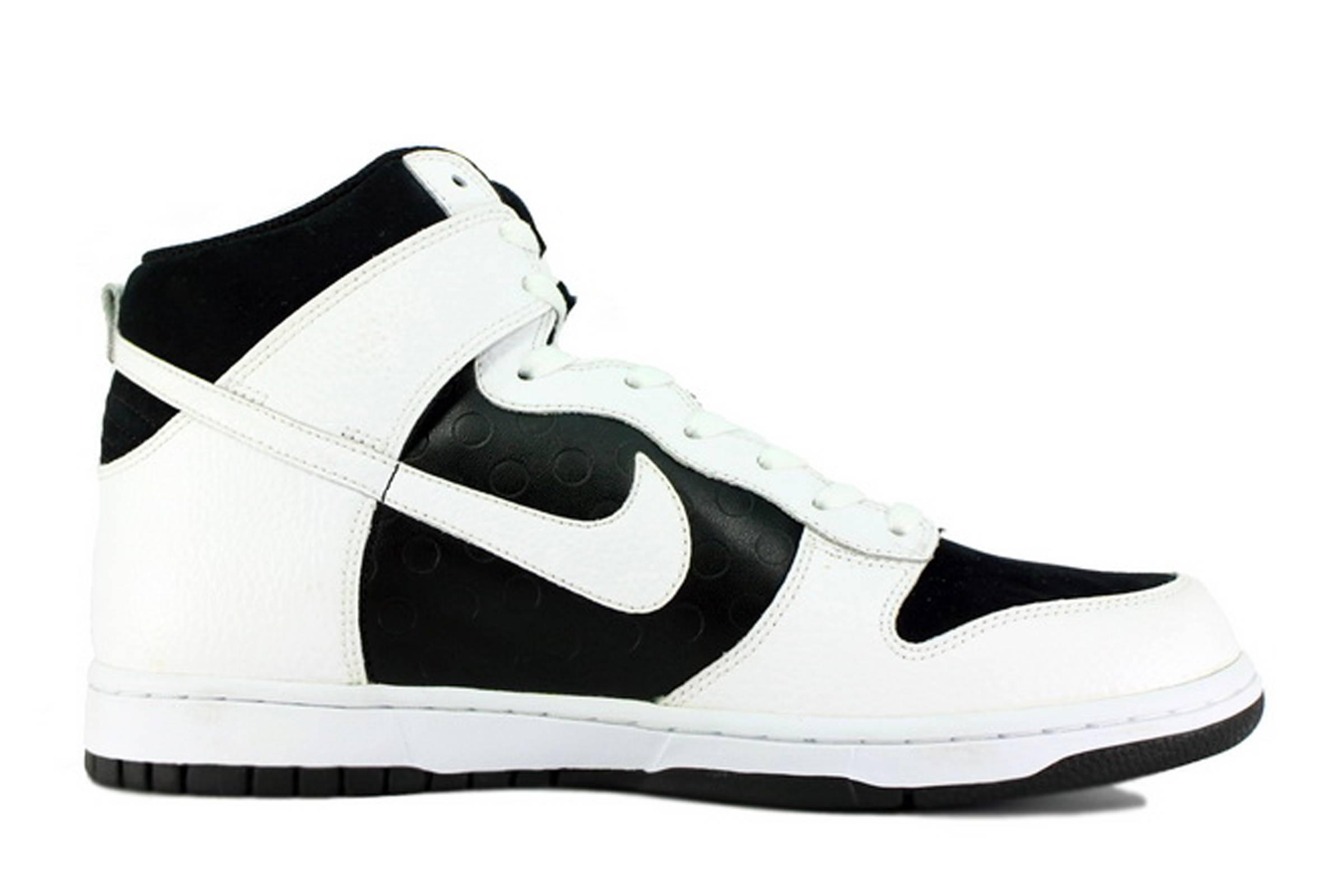"Nike Dunk High ""Stormtrooper"""