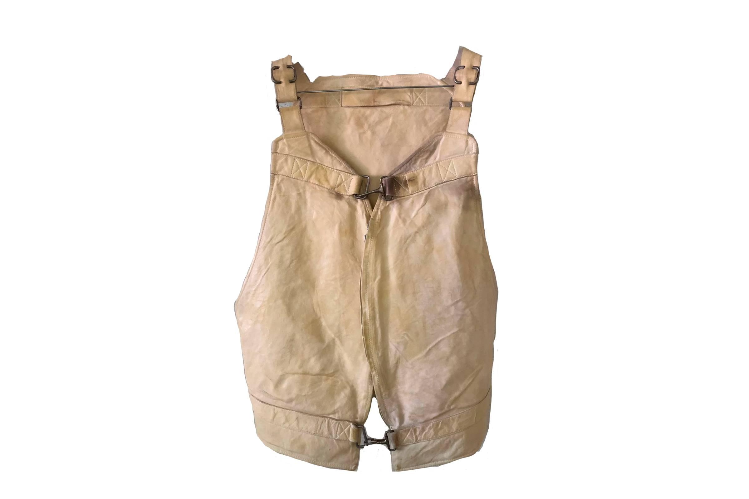 Carol Christian Poell ROOMS/01 Leather Vest Bag