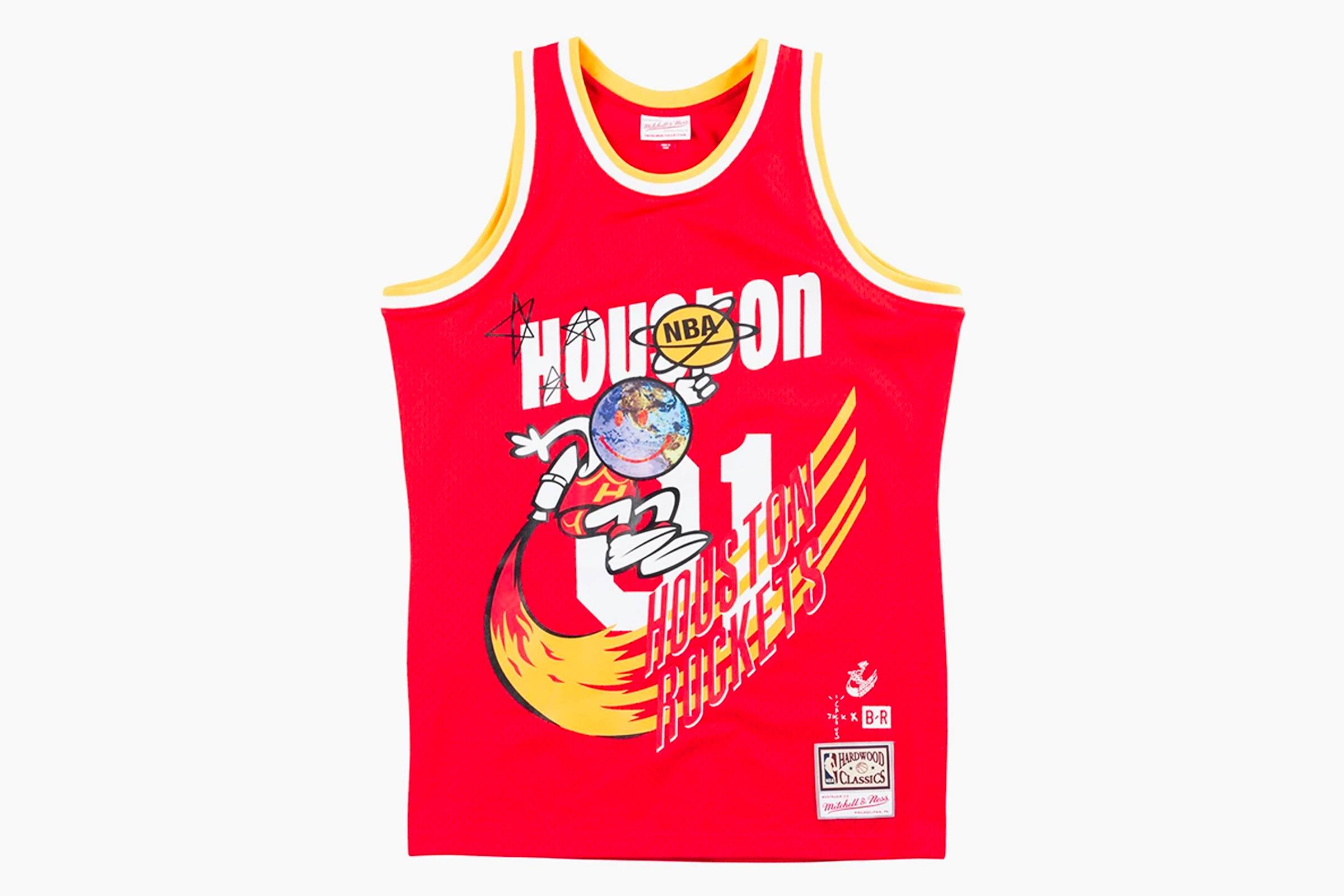 NBA Remix Houston Rockets Jersey (2019)