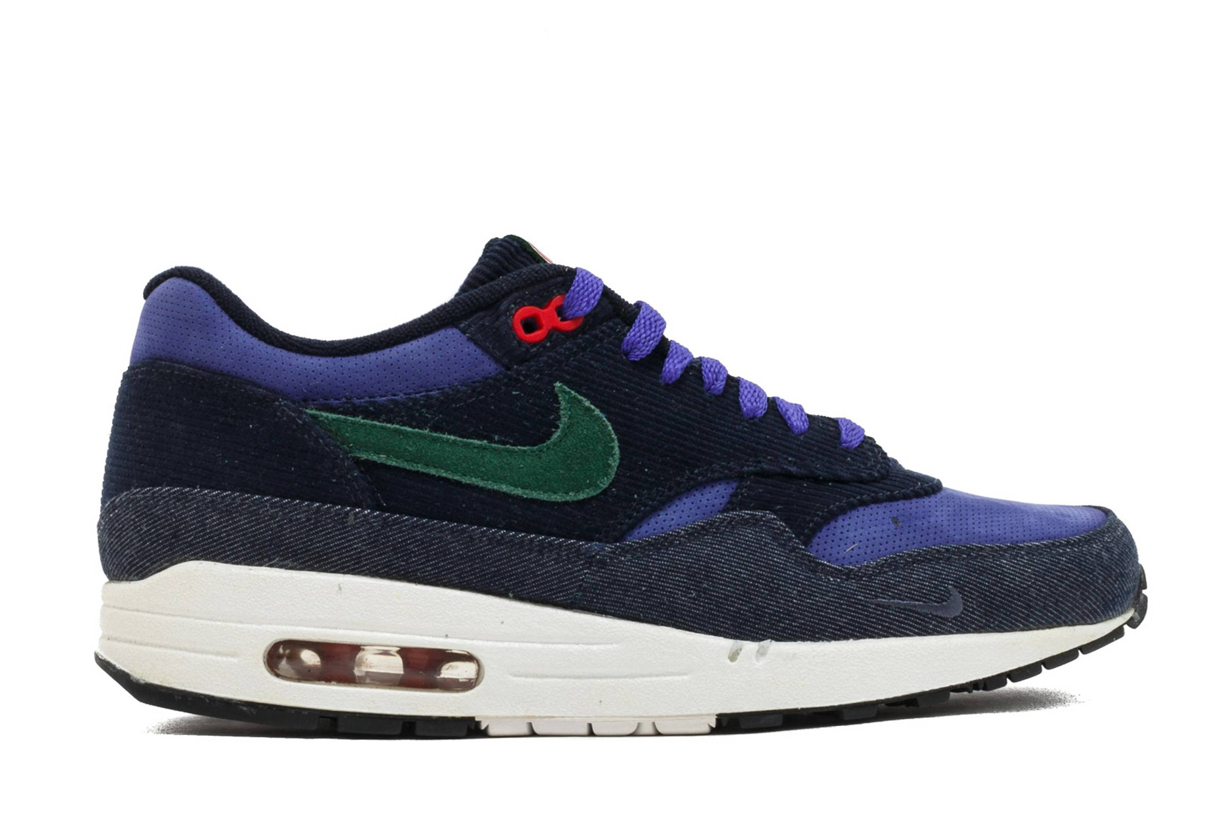 "Patta x Nike Air Max 1 ""Denim Corduroy"""