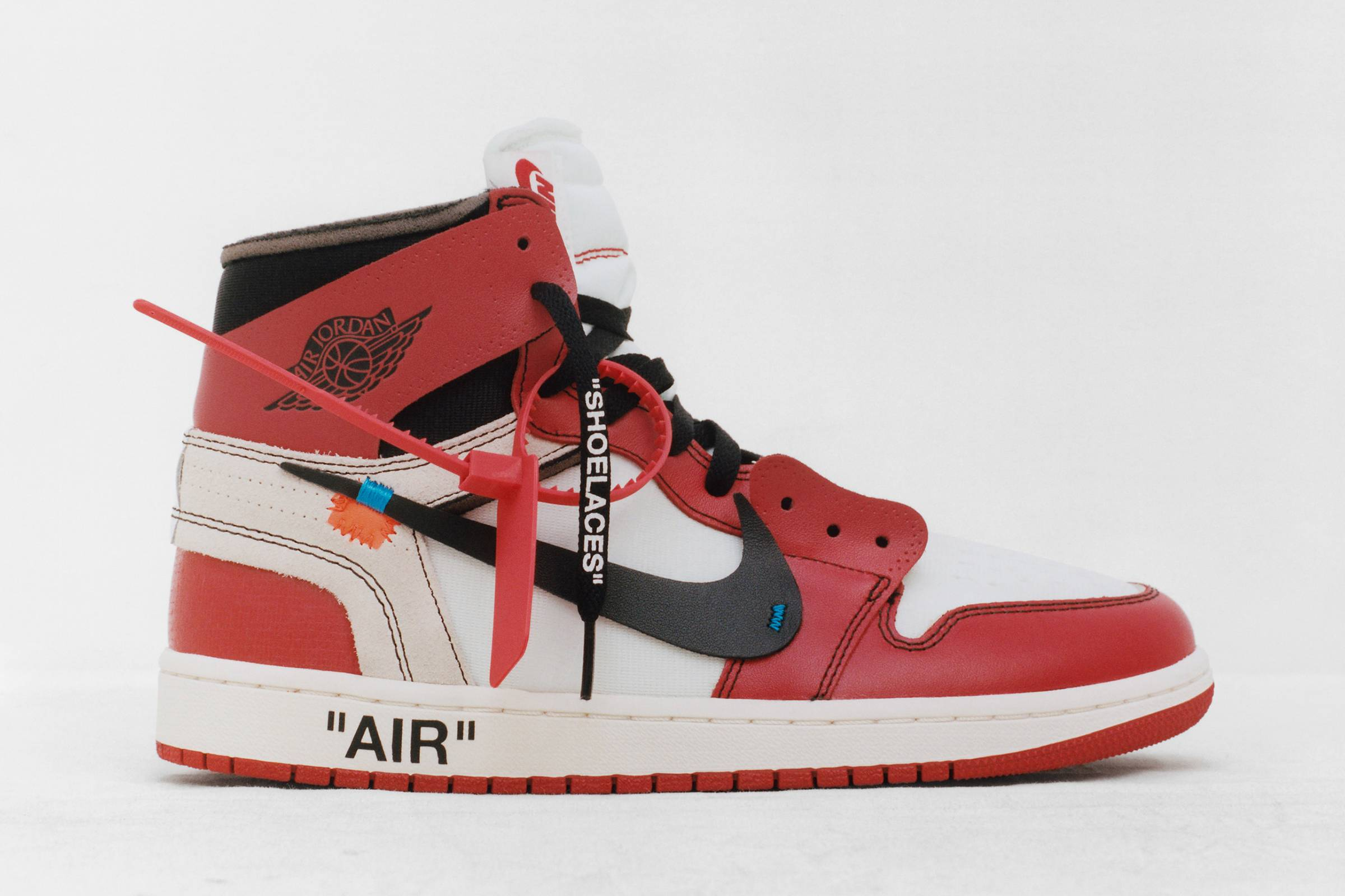 quality design 99b15 dfc75 Off-White x Nike Jordan 1
