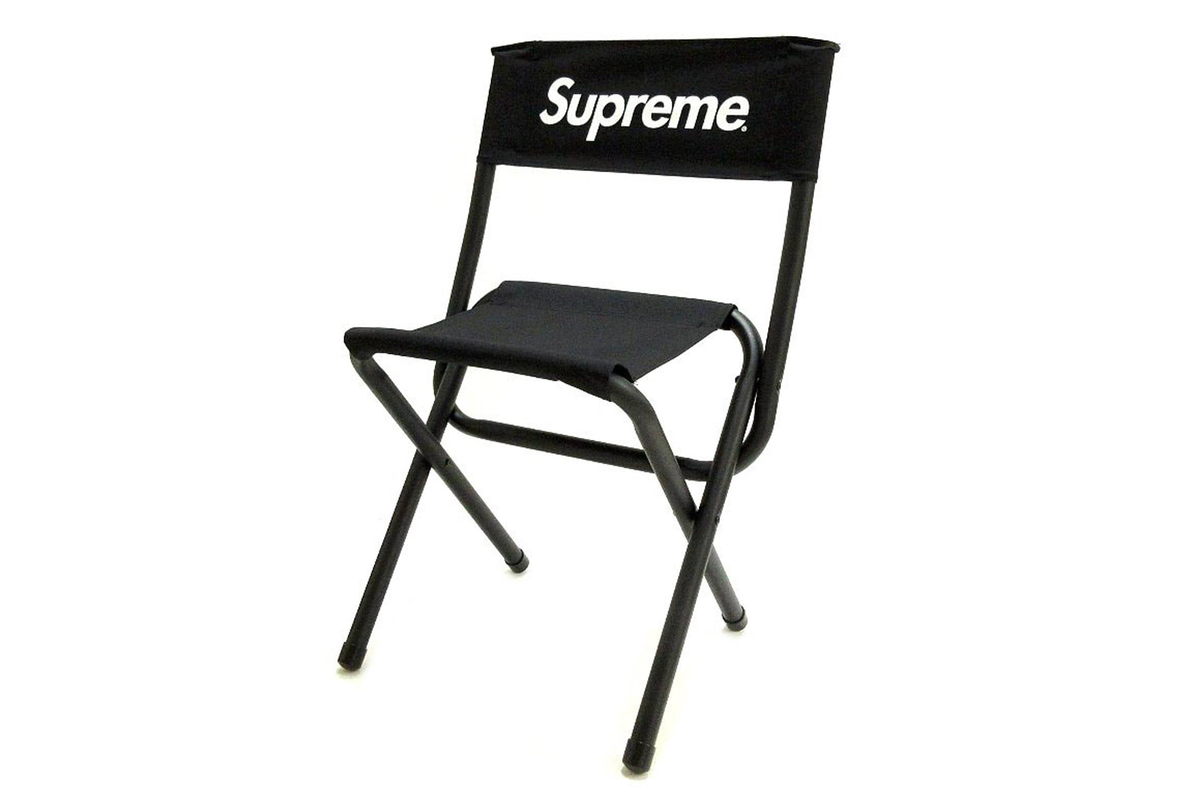 Supreme x Coleman Folding Chair (Spring/Summer 2015)