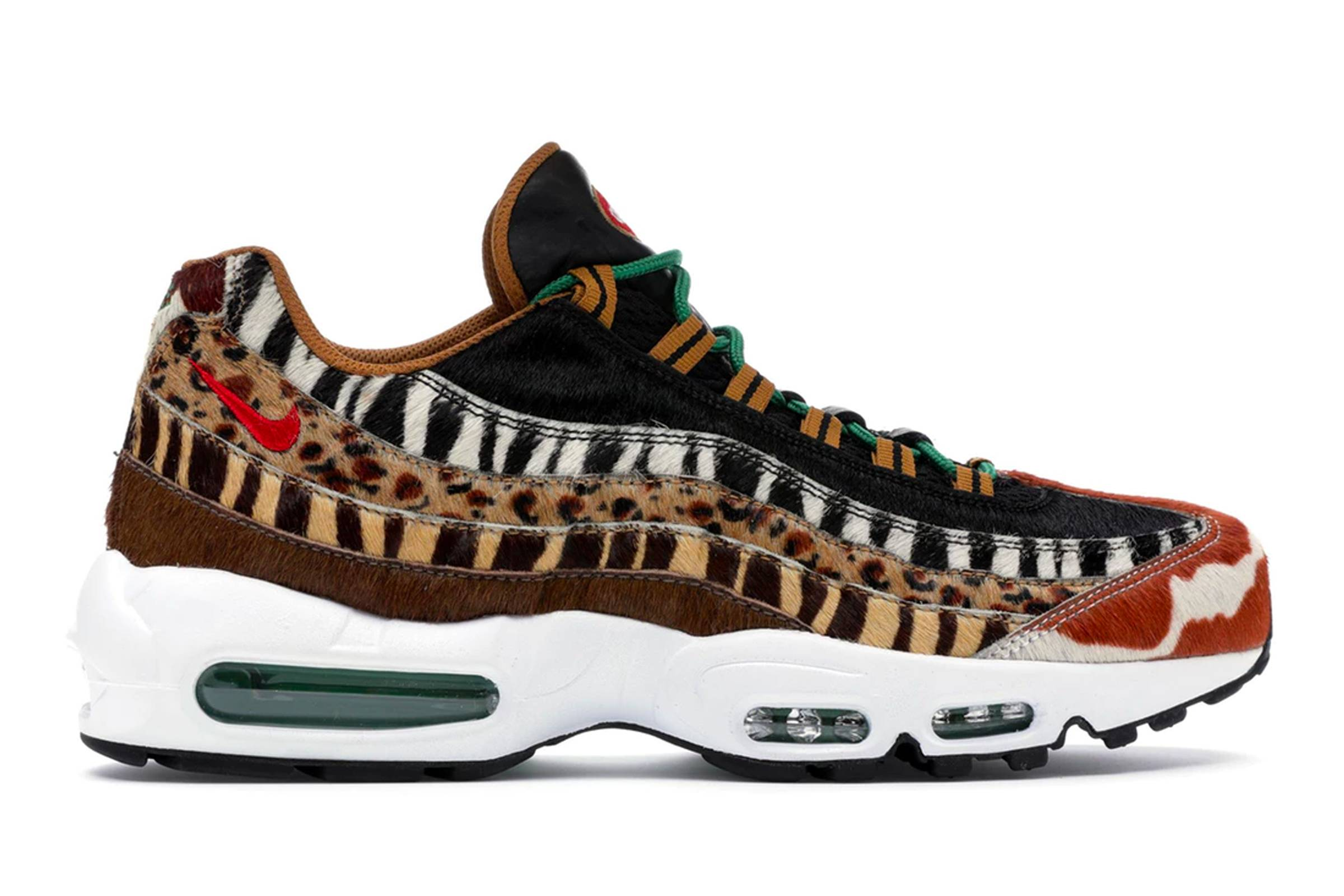 100% authentic affc9 588e1 Atmos x Air Max 95 Animal Pack