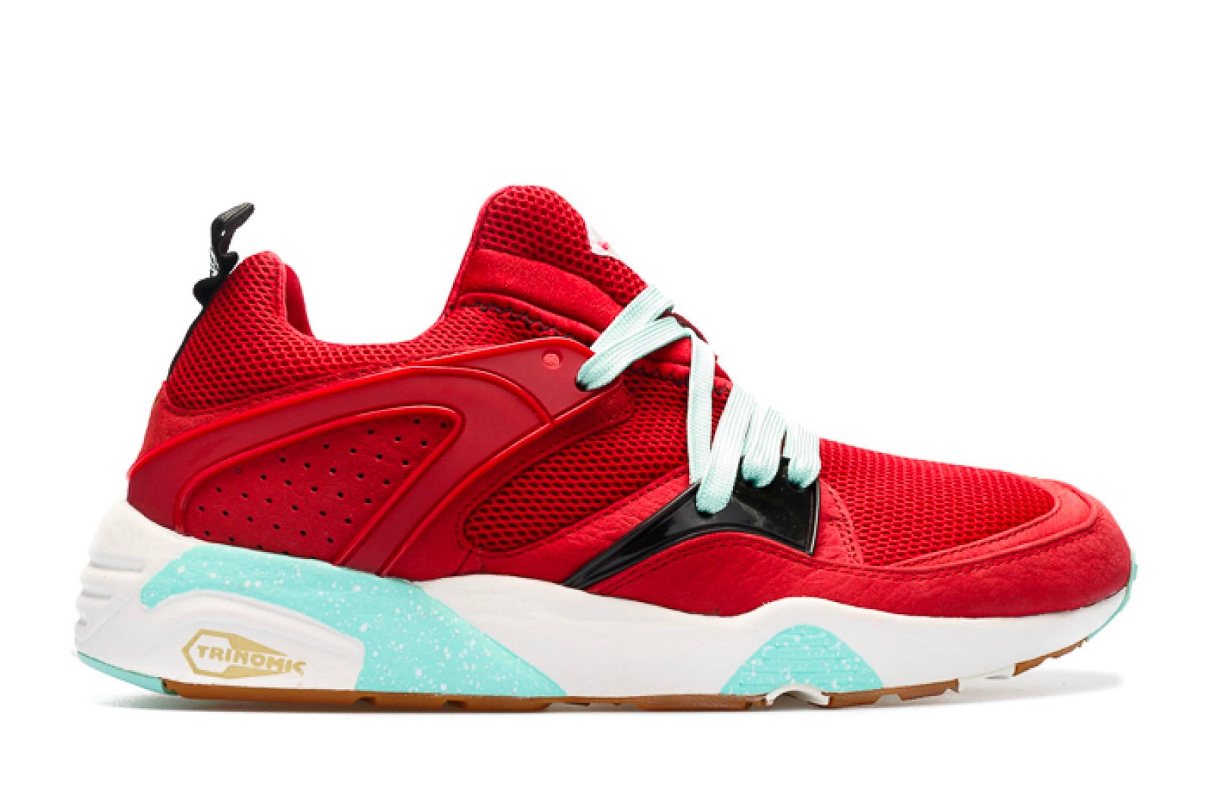 """Packer Shoes x Sneaker Freaker x Puma Blaze of Glory """"Bloodbath"""""""