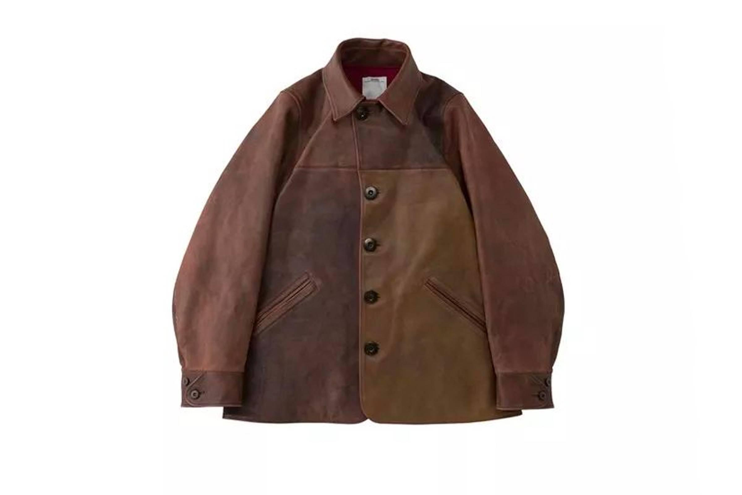 Visvim IT 1920 Riders Jacket