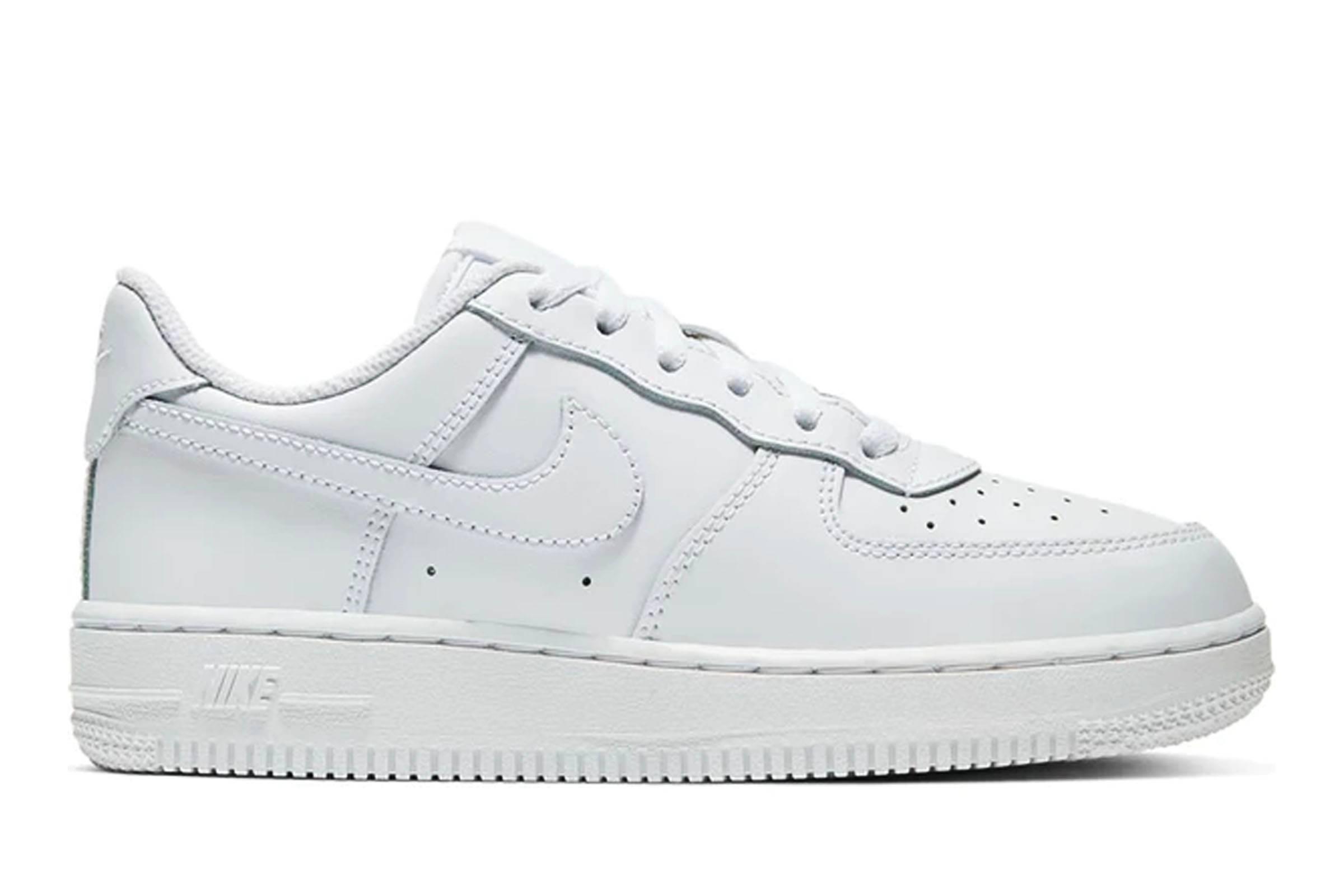 """1. Air Force 1 '07 """"Triple White"""""""