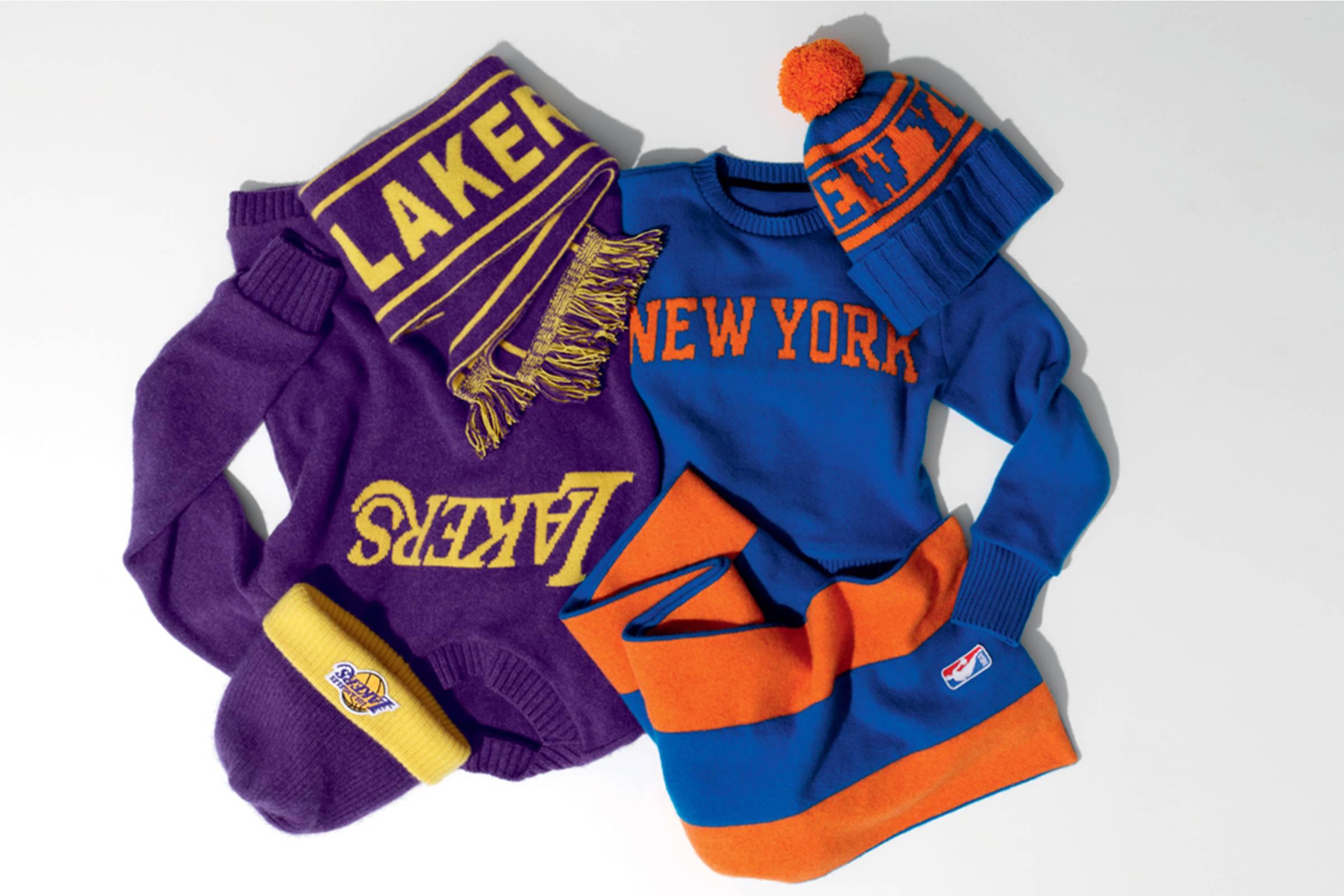 "The Elder Statesman ""NBA"" Collection"