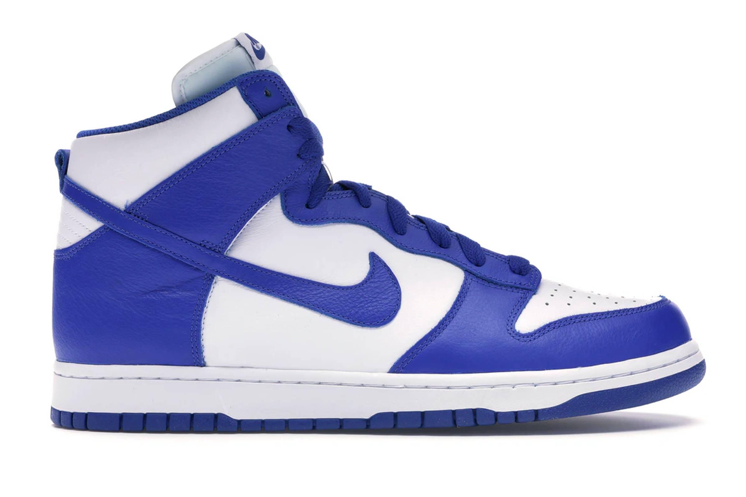 """Nike Dunk High """"Kentucky"""""""