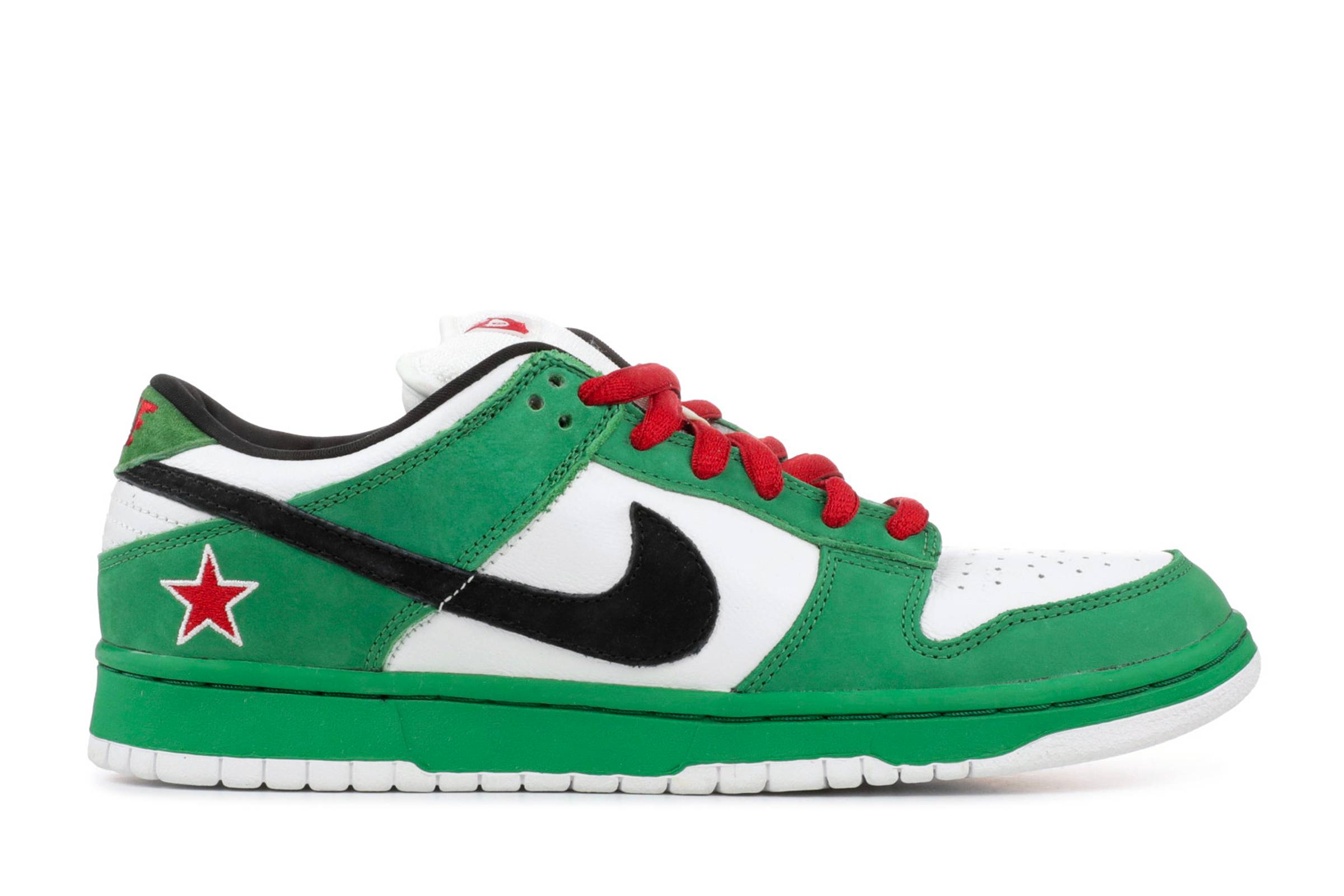 "Nike SB Dunk Low ""Heineken"""