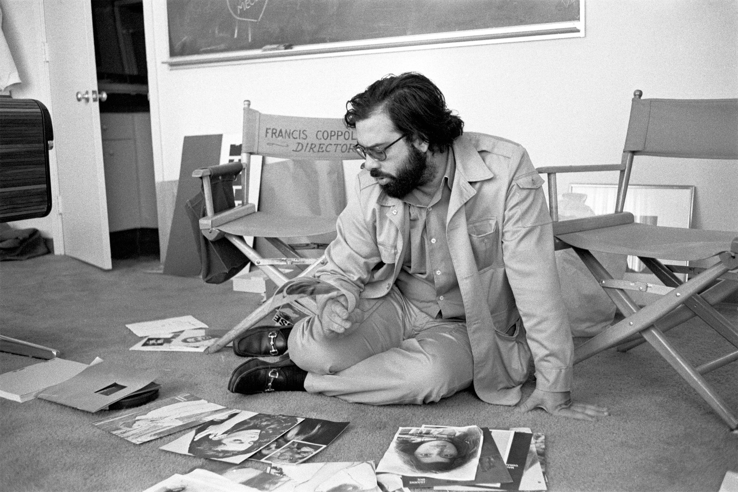 Francis Ford Coppola in Gucci Horsebit Loafers